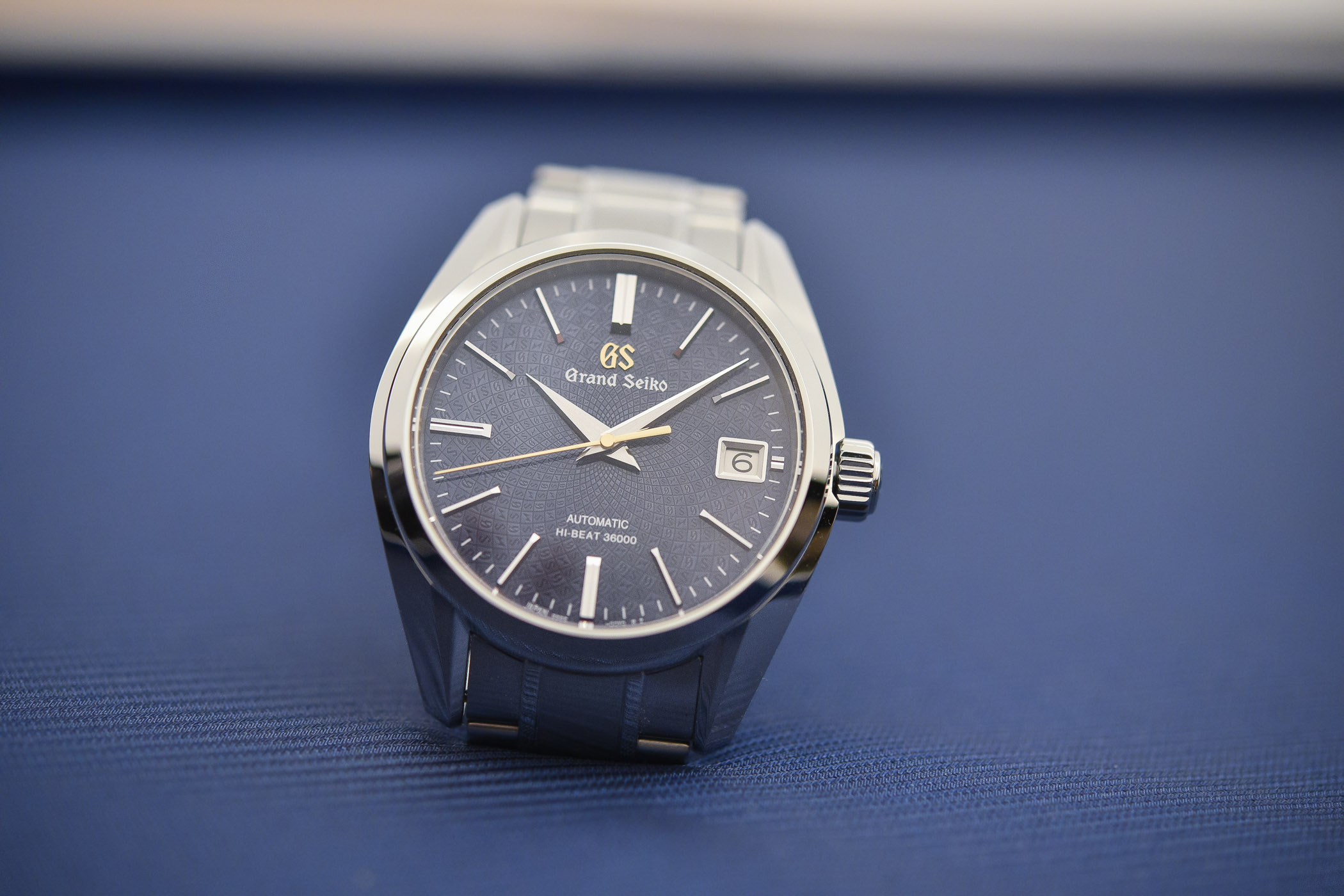Grand Seiko Hi-Beat 36000 Calibre 9S 20th-Anniversary SBGH267