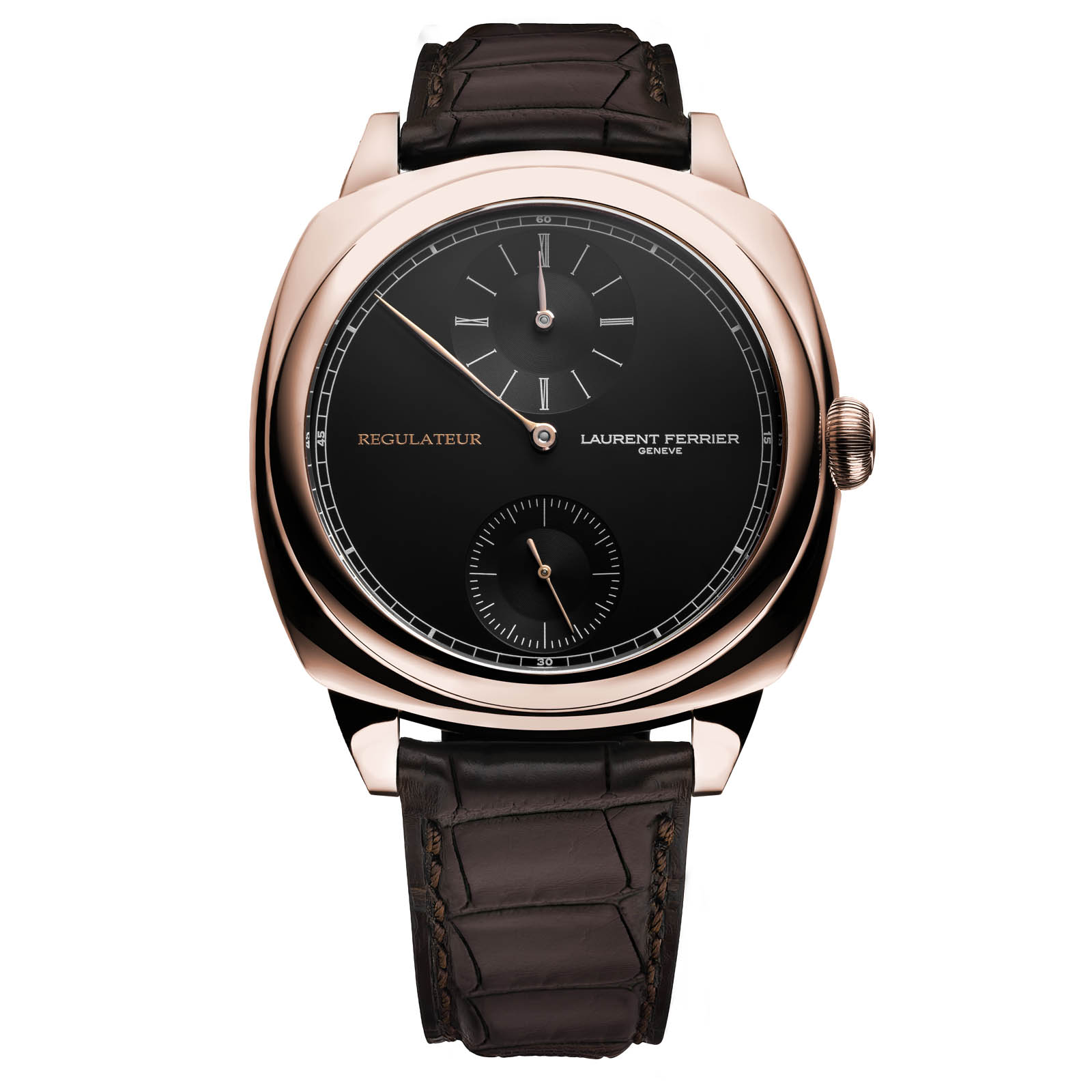 Laurent Ferrier Galet Square Regulateur Black
