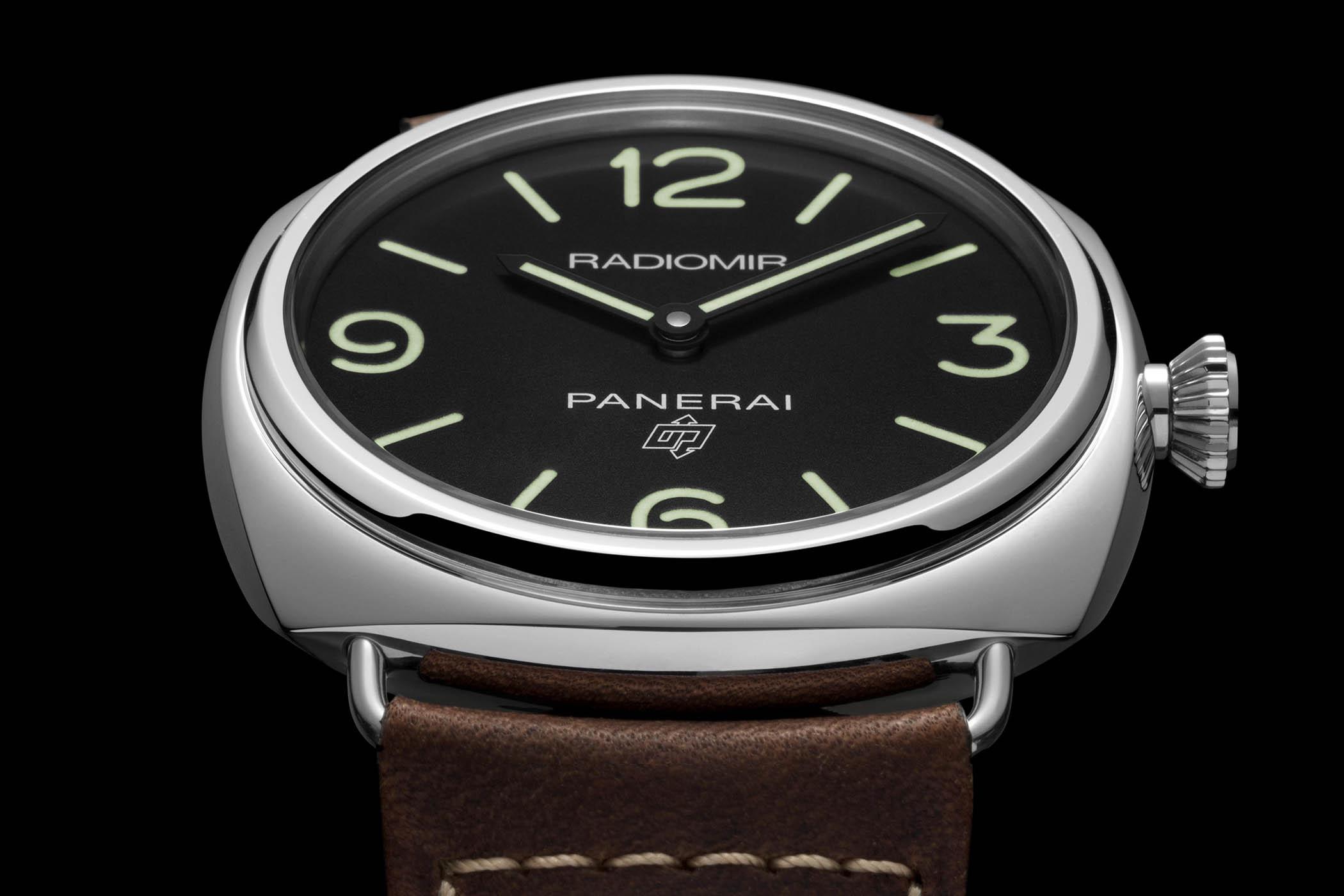 Panerai Radiomir Logo 3 Days Accacio PAM00753