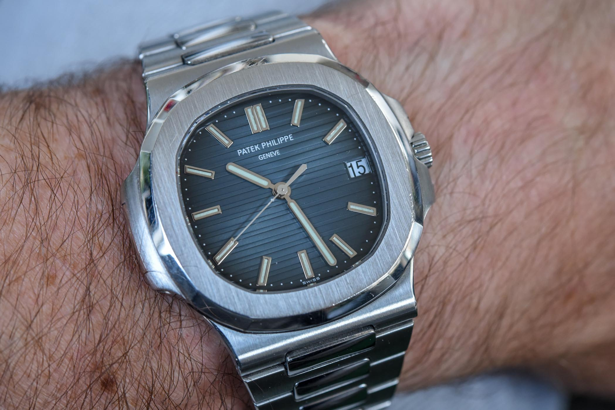 thoughts on the patek philippe nautilus and why i didn 39 t buy one monochrome watches On patek philippe 5711
