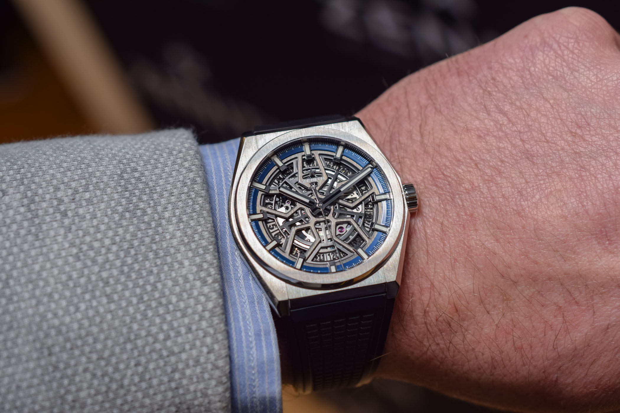 Zenith Defy Classic Redefining The Brand S Sports Watch