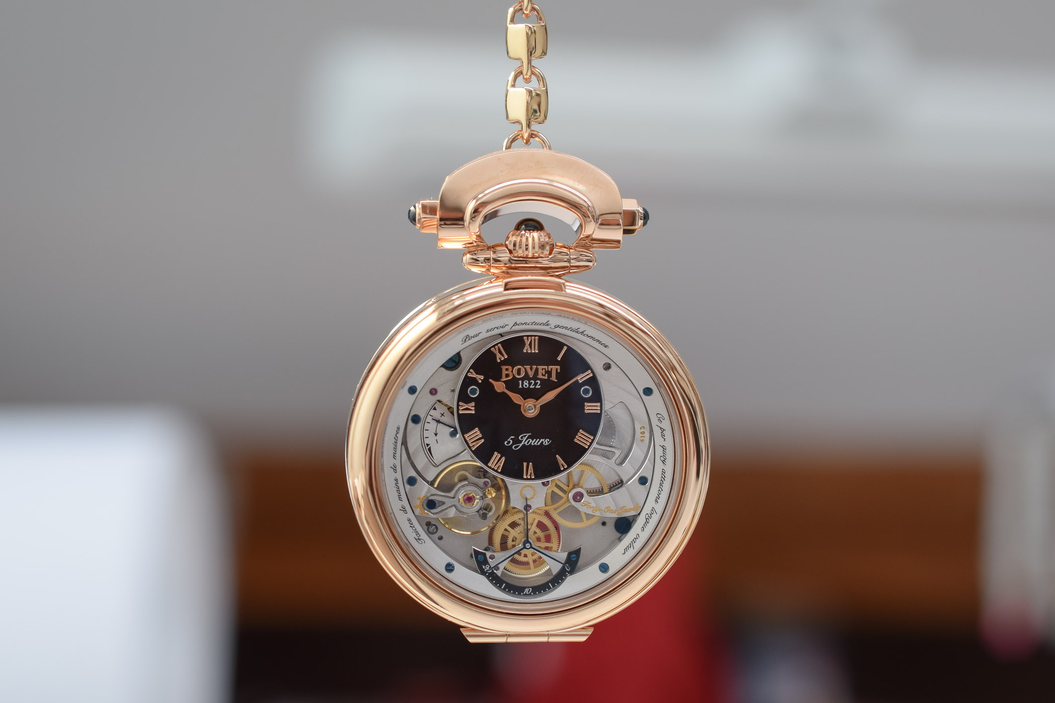 Bovet Amadeo Fleurier Virtuoso V Jumping Hours