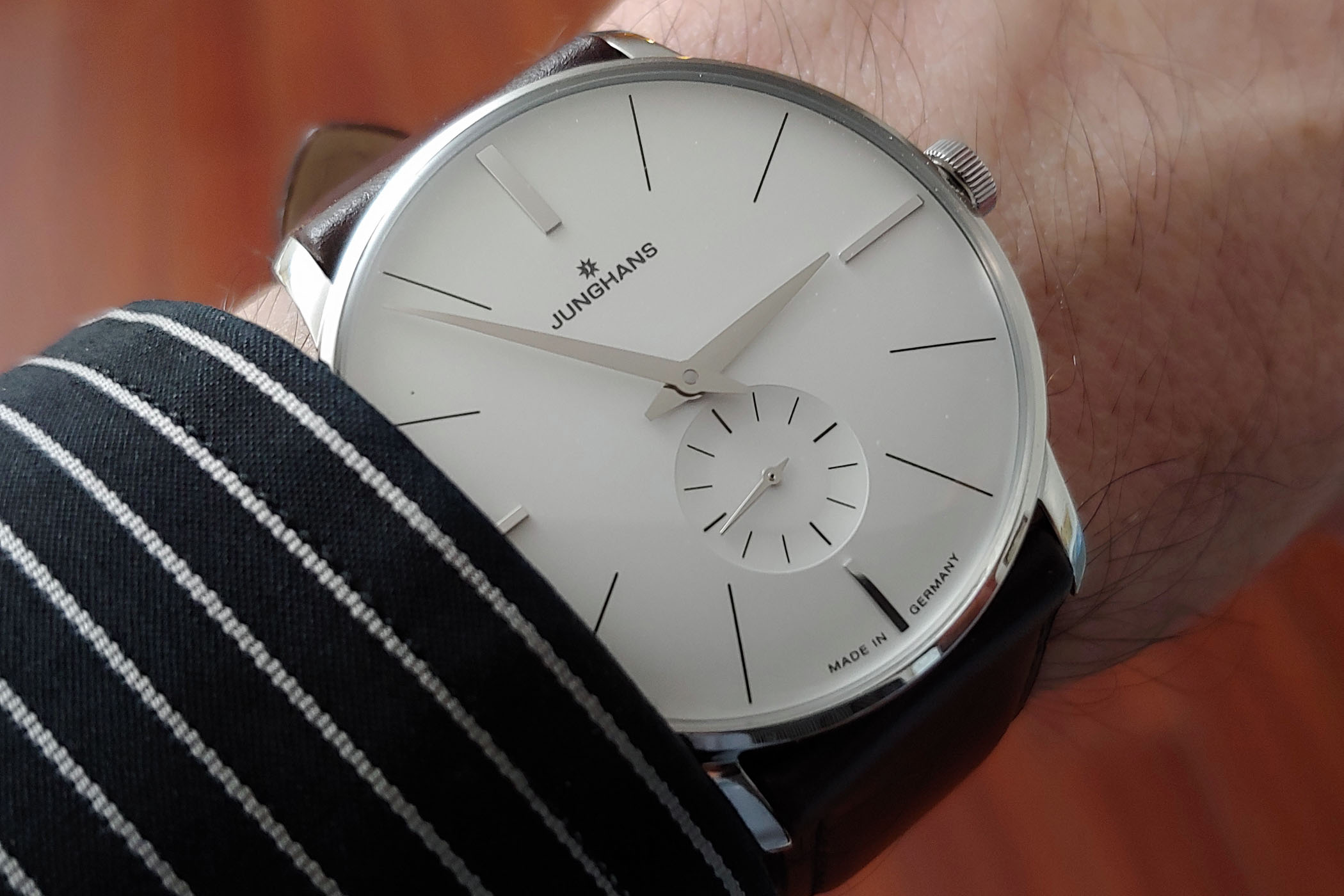 review junghans meister hand winding value proposition specs