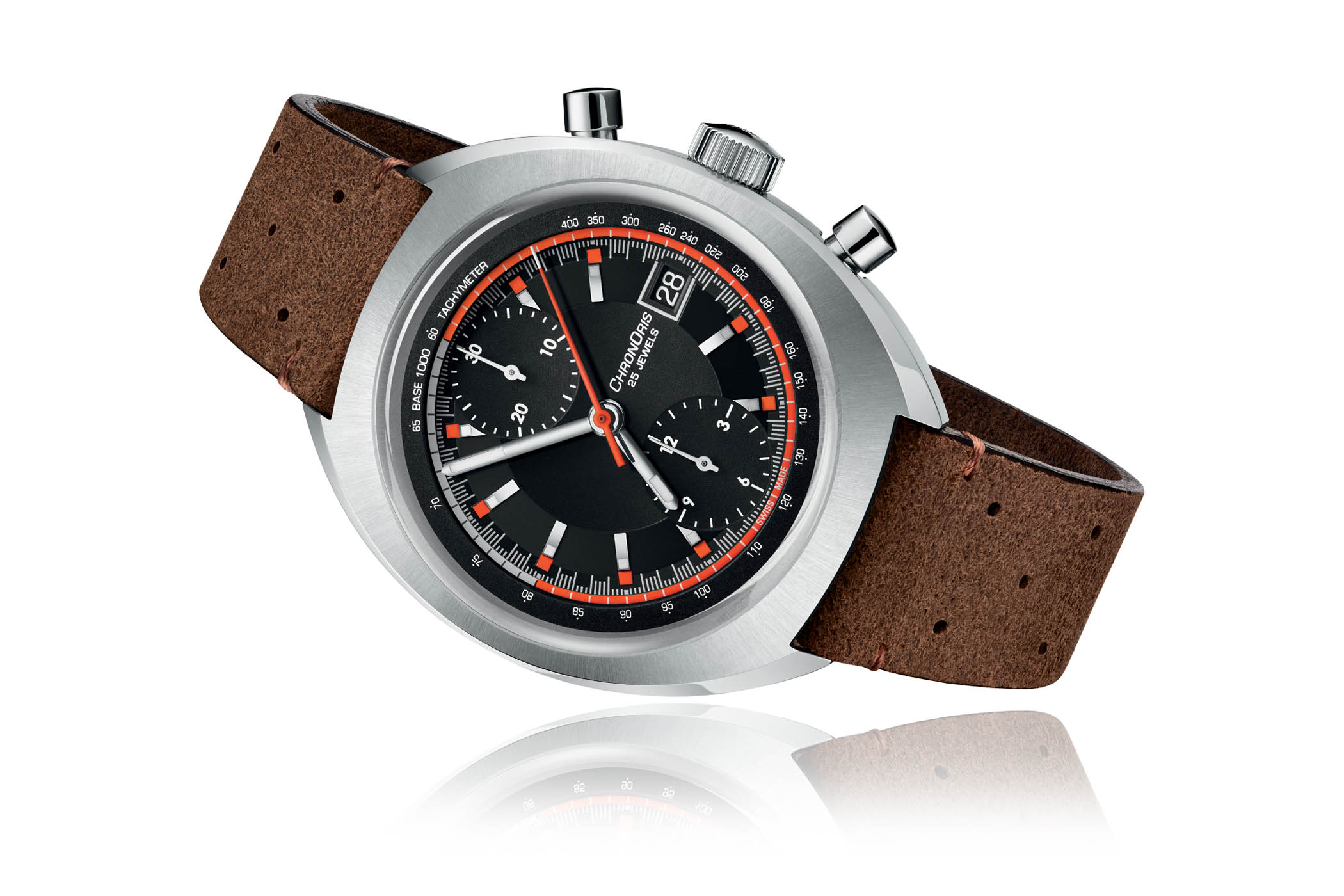Oris Chronoris Limited Edition 2018 - ref 01 673 7739 4034