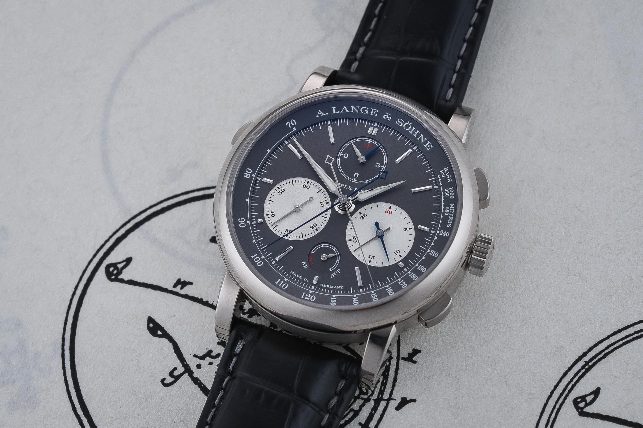 difference chronometer chronograph - 1