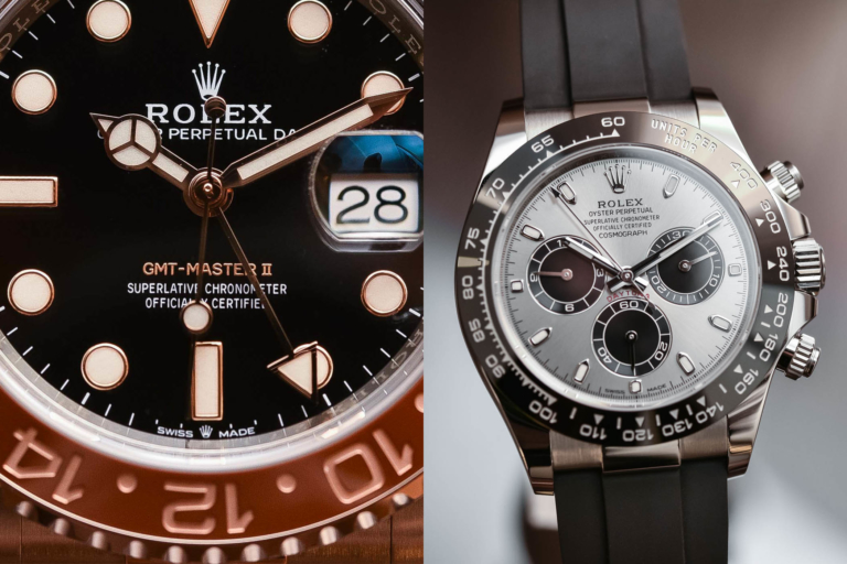 difference between chronograph and watch