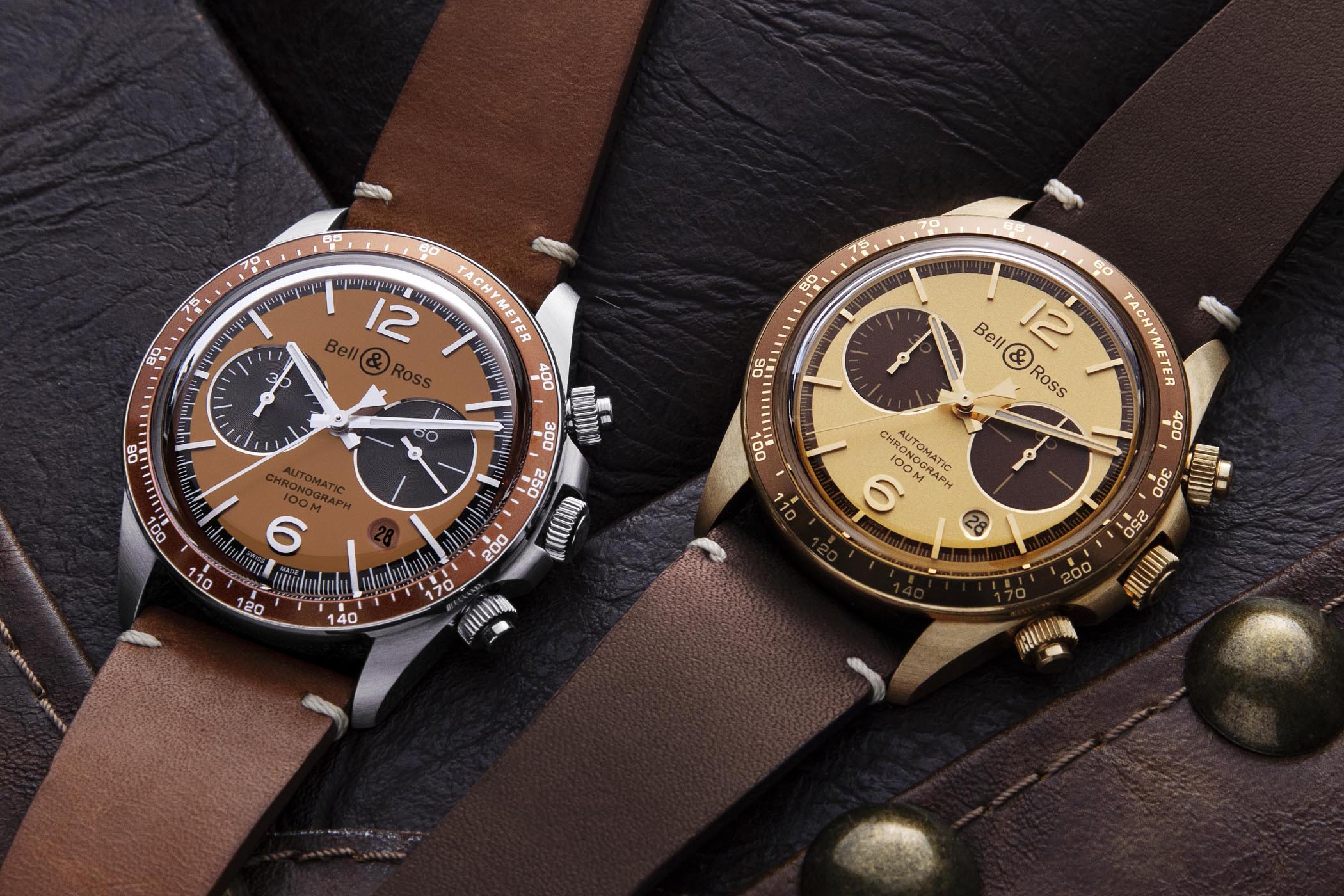 Bell & Ross X The Rake and Revolution Bellytanker Dusty - El Mirage