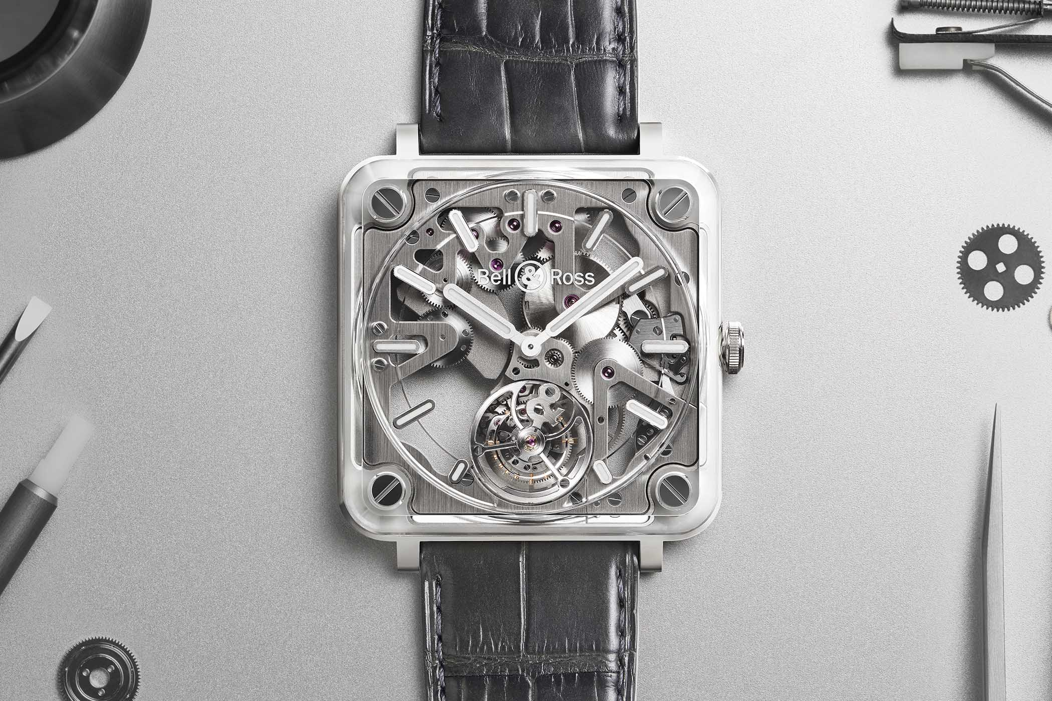 Bell & Ross BR-X2 Skeleton Tourbillon Micro-Rotor
