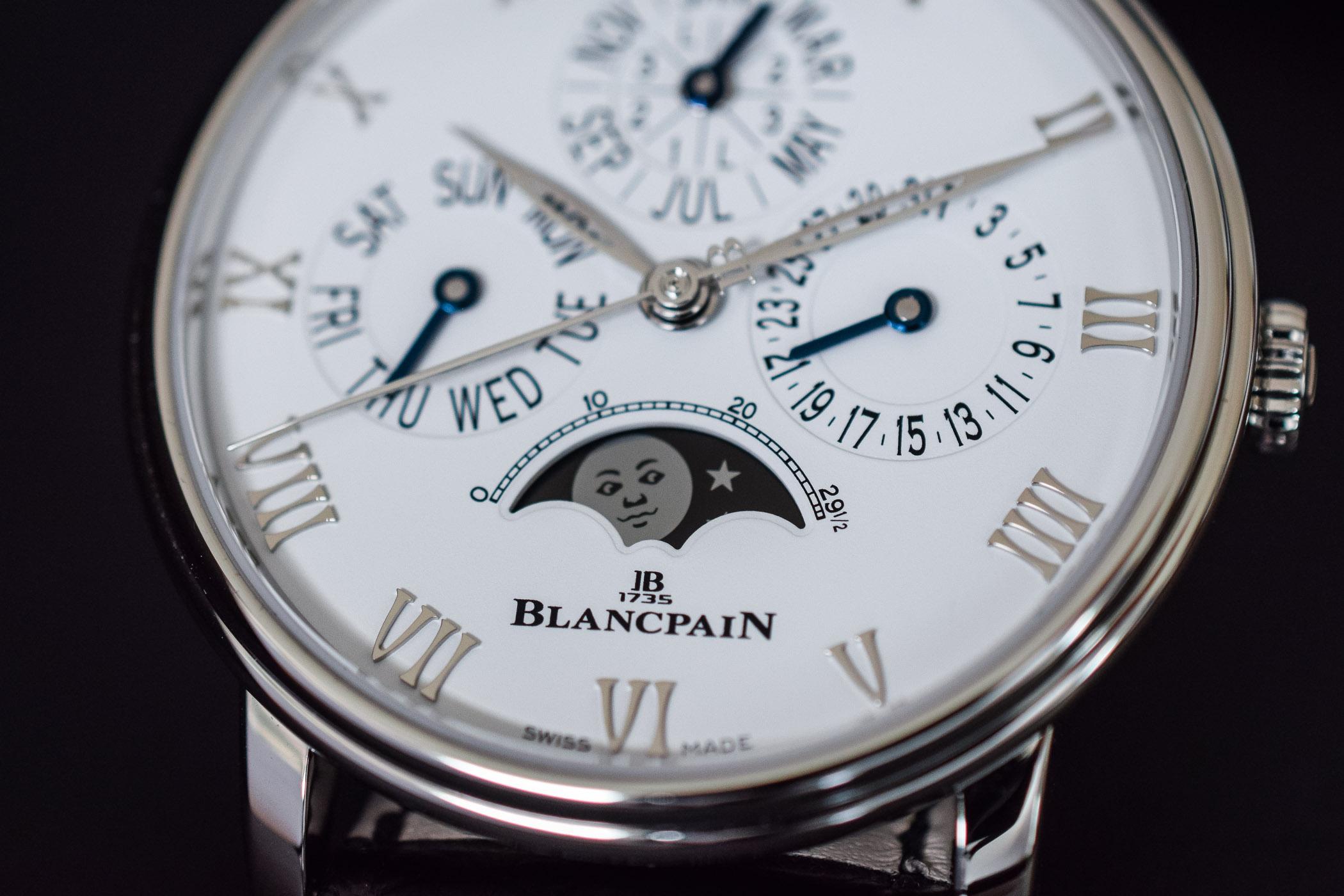 Blancpain Villeret Quantieme Perpetuel 6656 - 5