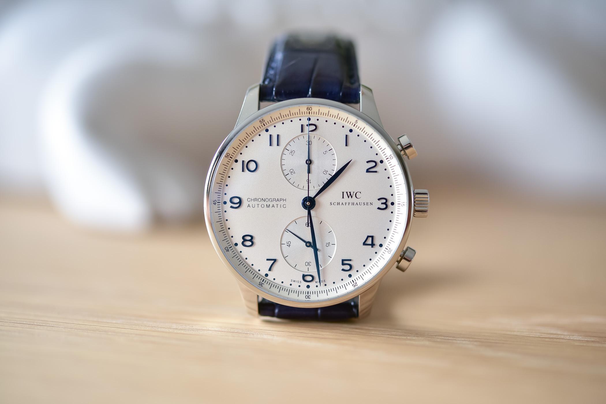 IWC Portugieser Chronograph 3714
