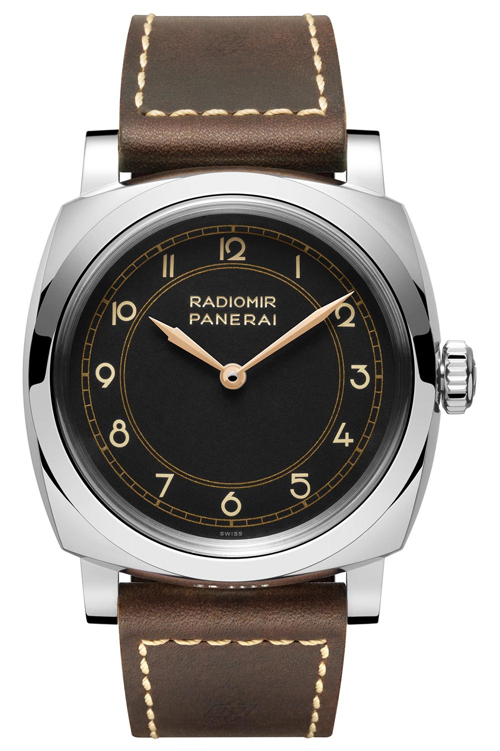Introducing Panerai Radiomir 1940 Art Deco Pam00790 And