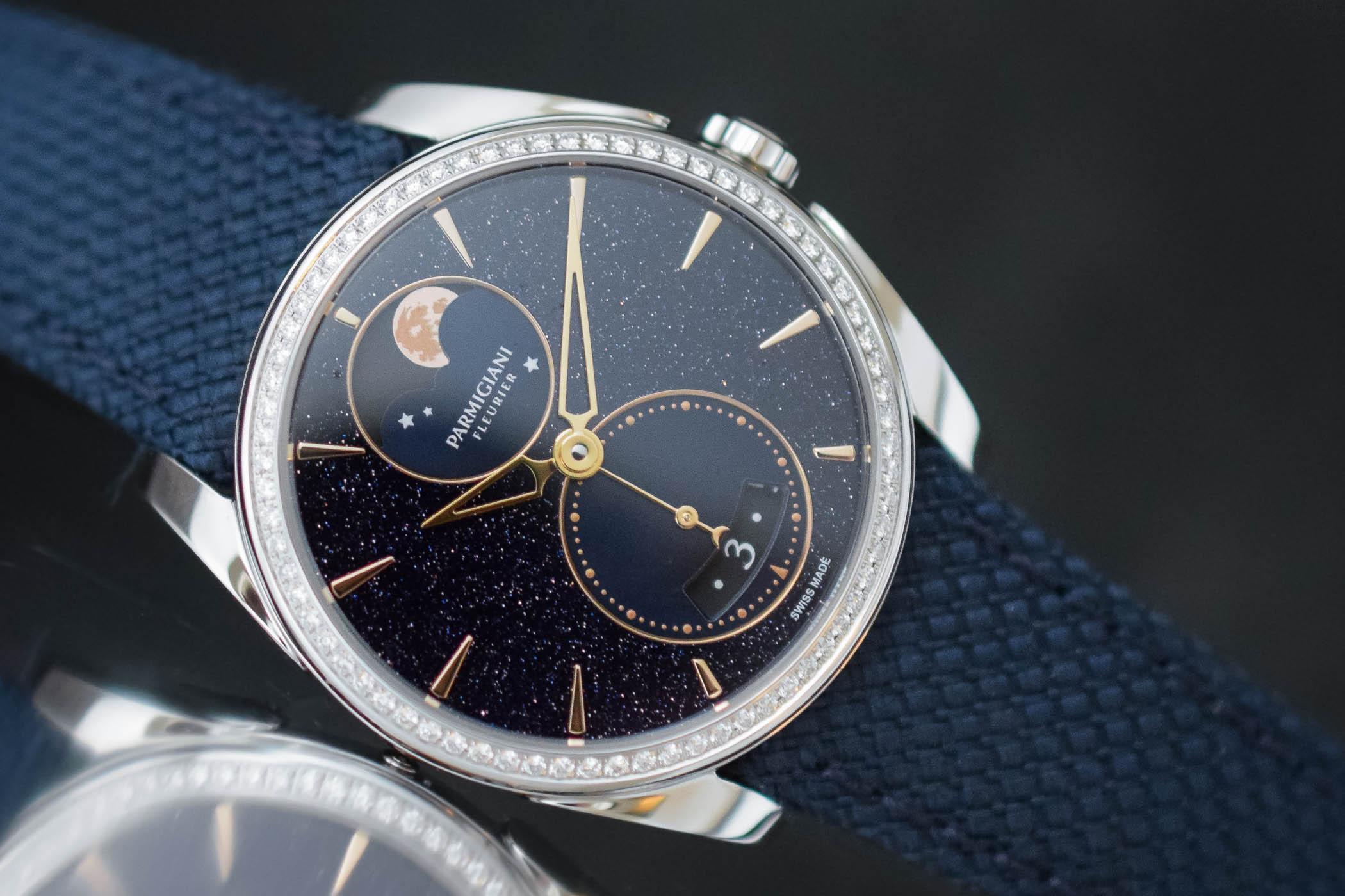 Parmigiani Fleurier Tonda Metropolitaine Selene Galaxy - Ladies watch - 5