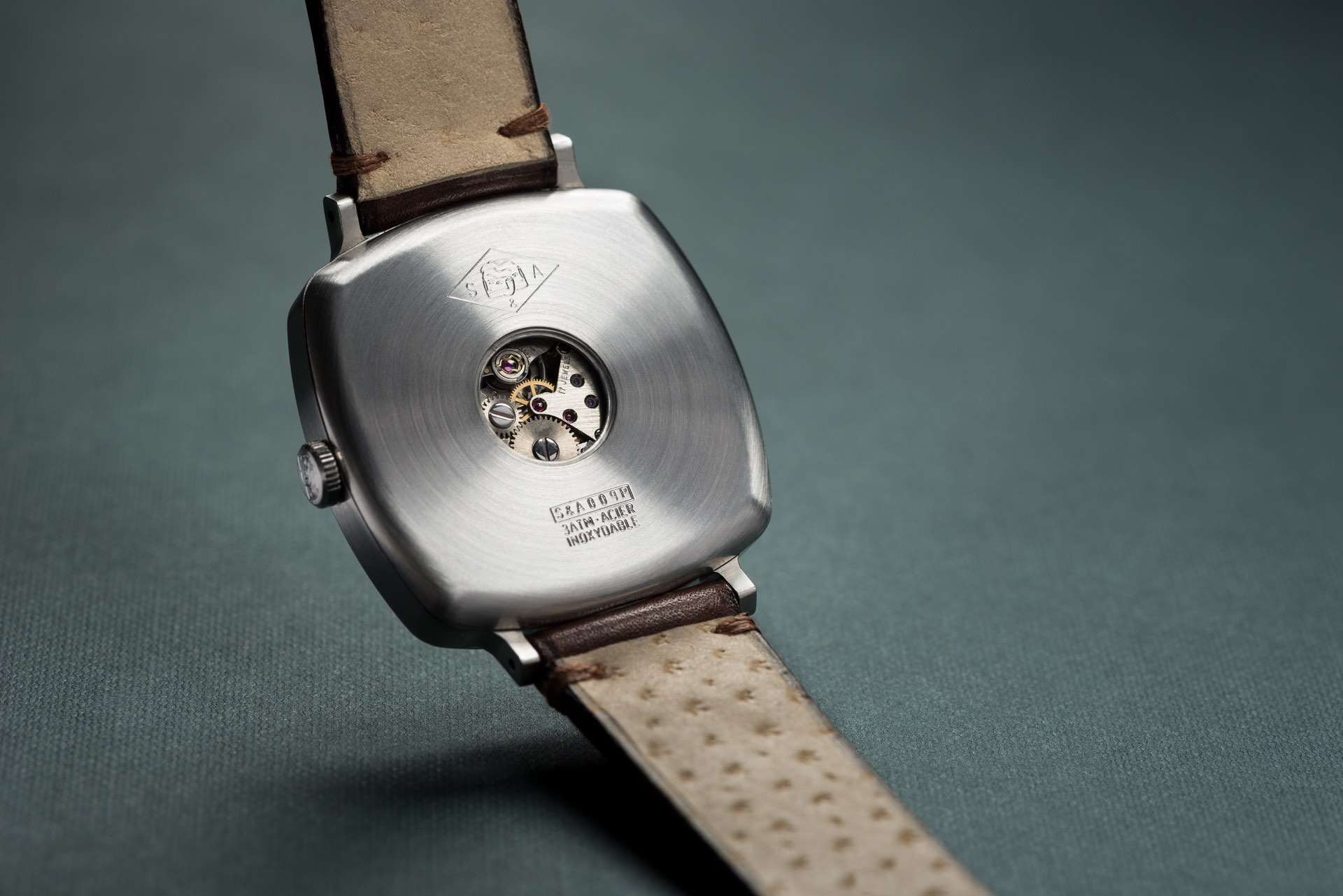 Semper Adhuc new Watches Vintage Movements Kickstarter - 11