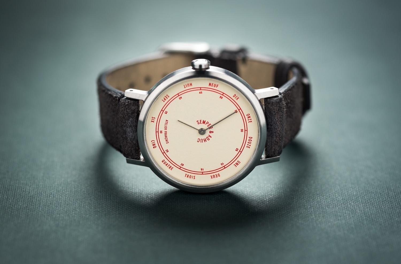 Semper Adhuc new Watches Vintage Movements Kickstarter - 2