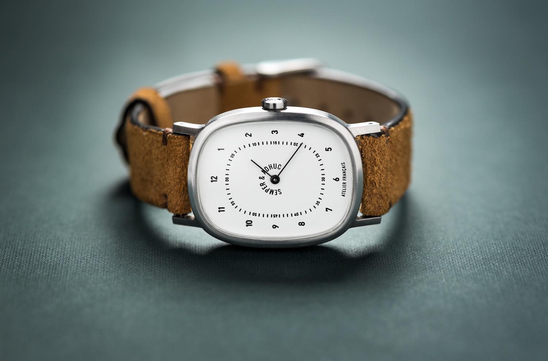 Semper Adhuc new Watches Vintage Movements Kickstarter - 3