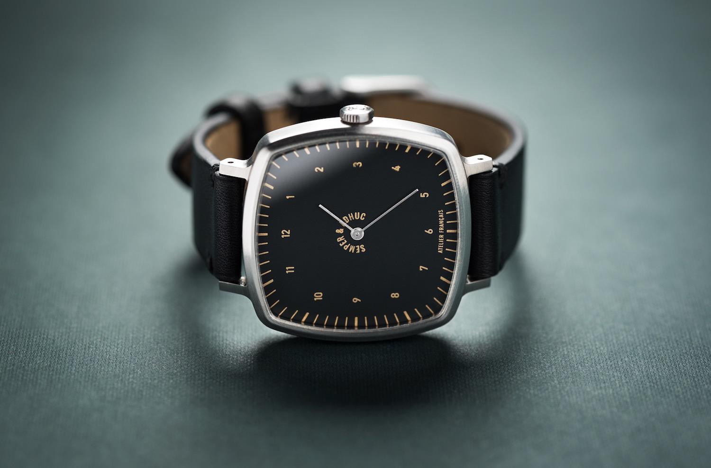 Semper Adhuc new Watches Vintage Movements Kickstarter - 5