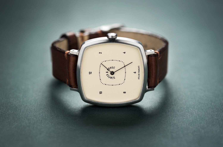 Semper Adhuc new Watches Vintage Movements Kickstarter - 6