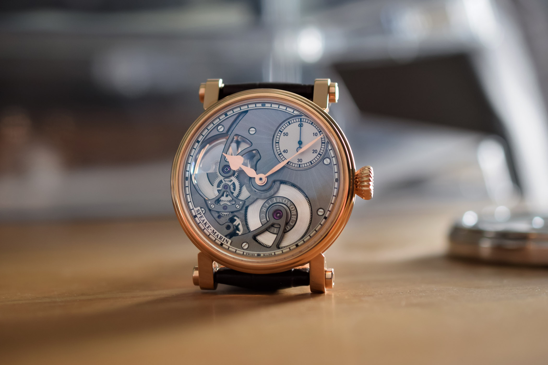 Speake-Marin One & Two Openworked