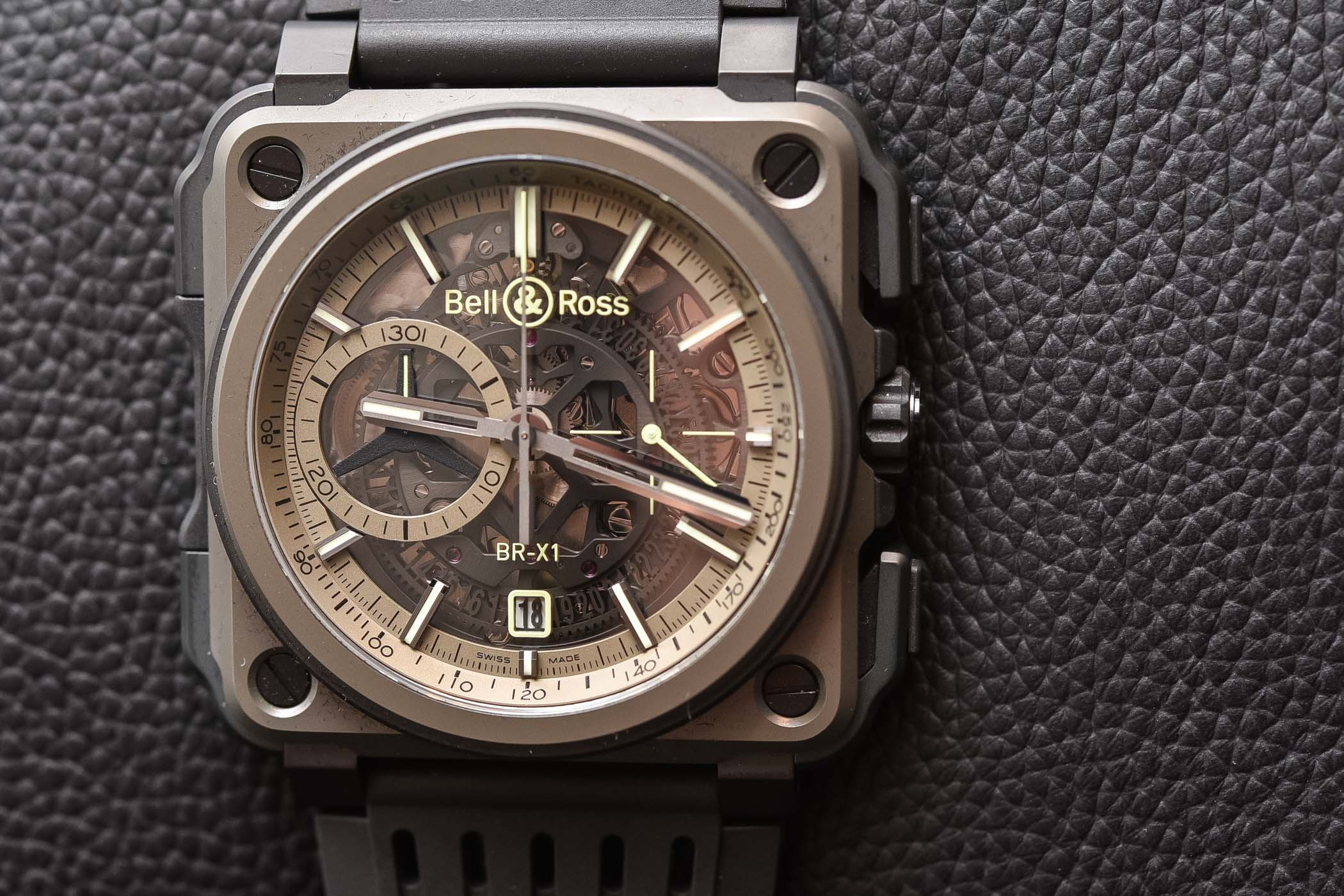 Bell and Ross BR-X1 Military - 4