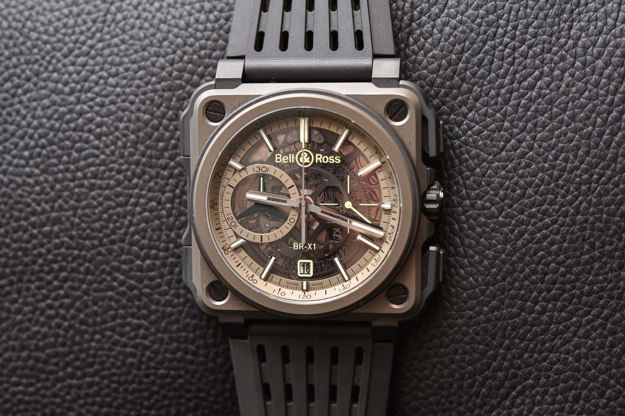Bell and Ross BR-X1 Military - 5