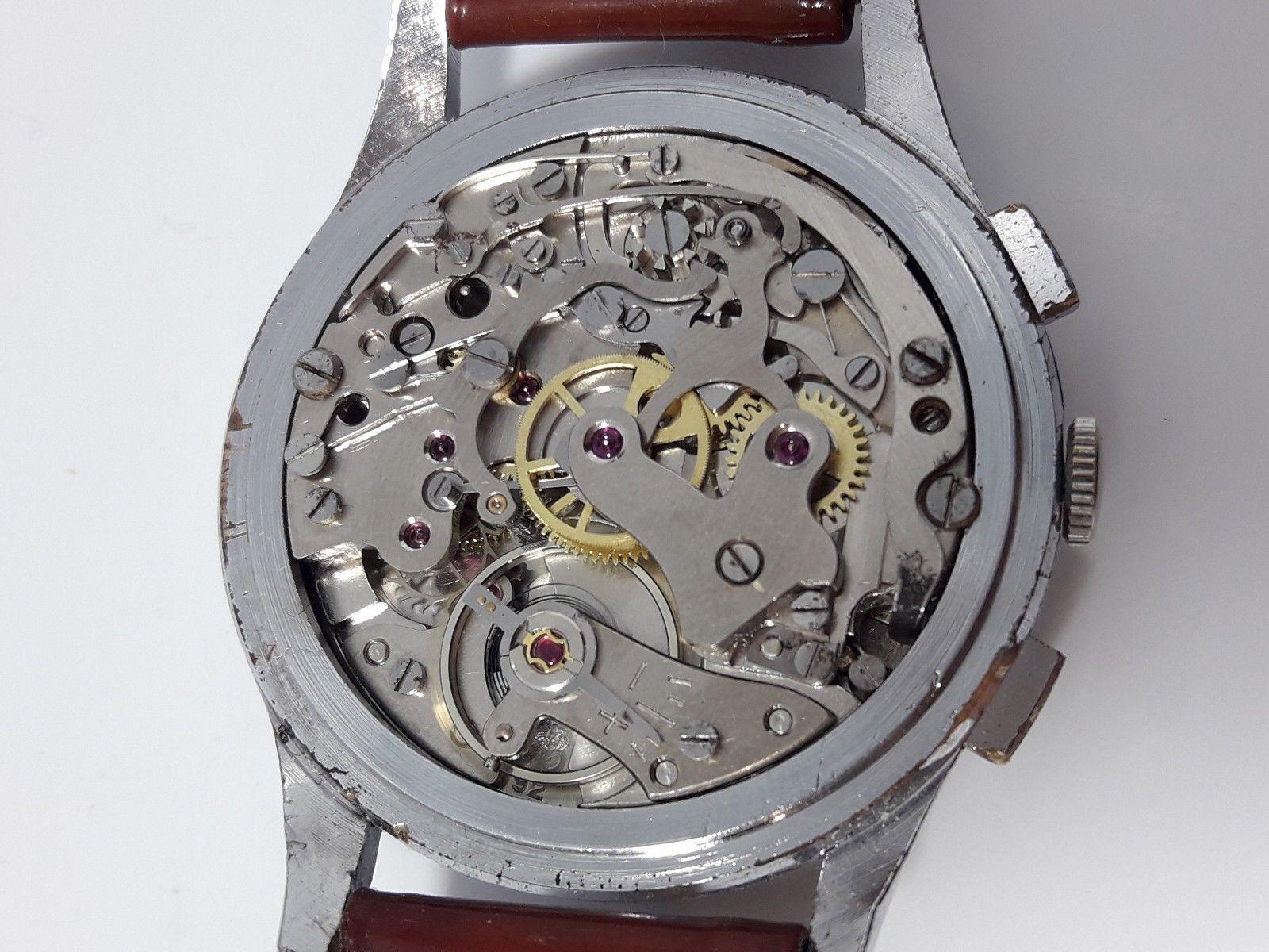 History of Chronographe Suisse Landeron Dreffa Ultimor Olympic - 14