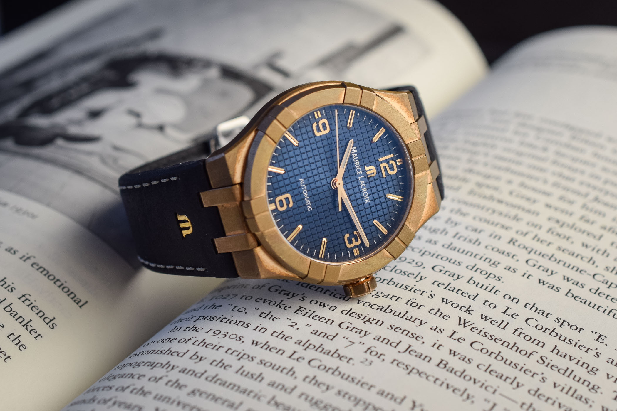 Maurice Lacroix Aikon Automatic Bronze Limited Edition - 2
