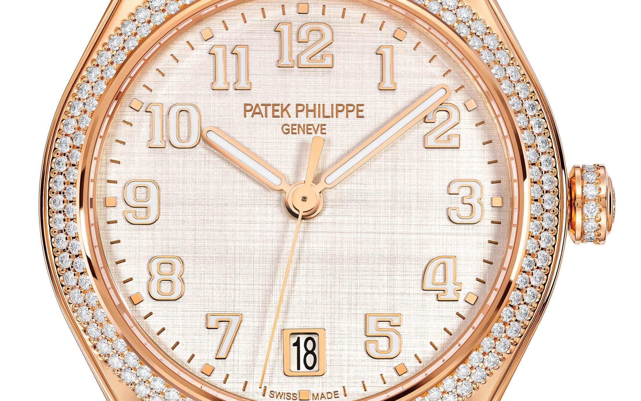 Patek Philippe Twenty-4 Automatic 7300-1200 dials - 1