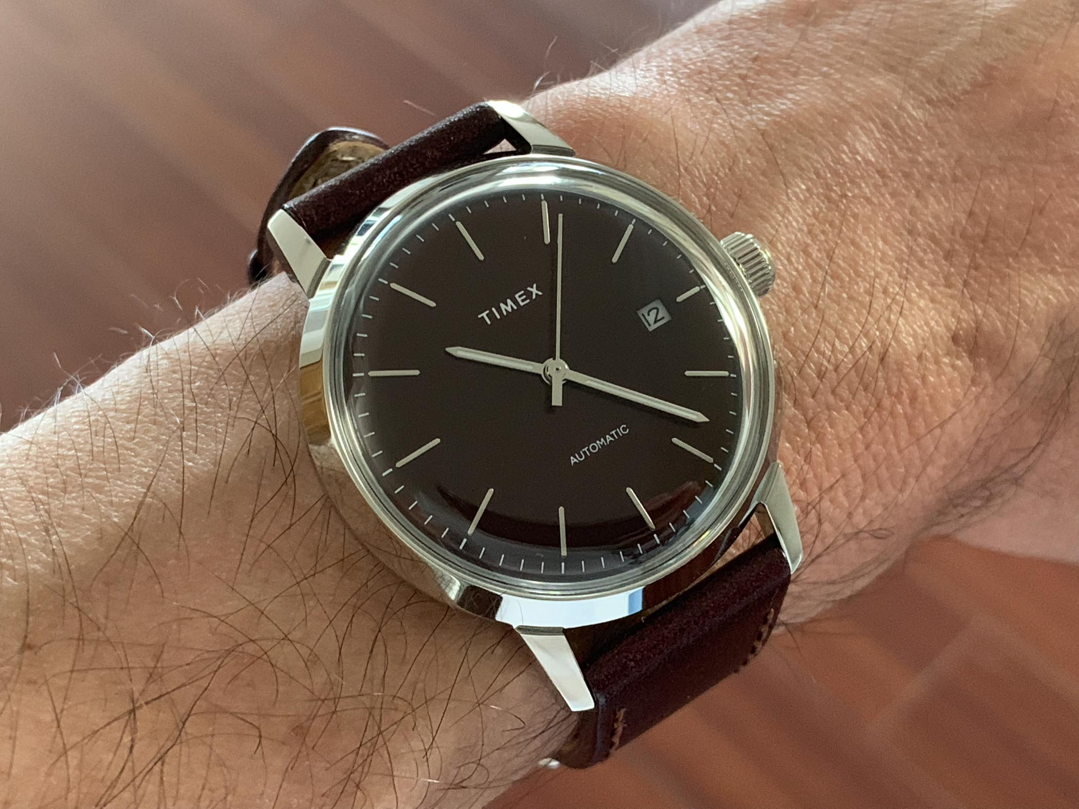 Timex Marlin Automatic Review - 5