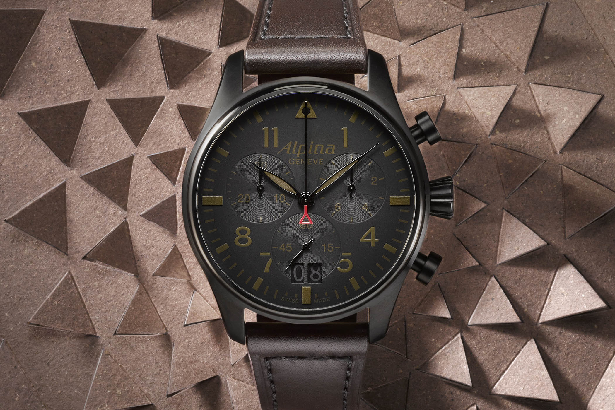 Alpina's new Shadow collection Alpina-Startimer-Pilot-Automatic-Shadow-line-2