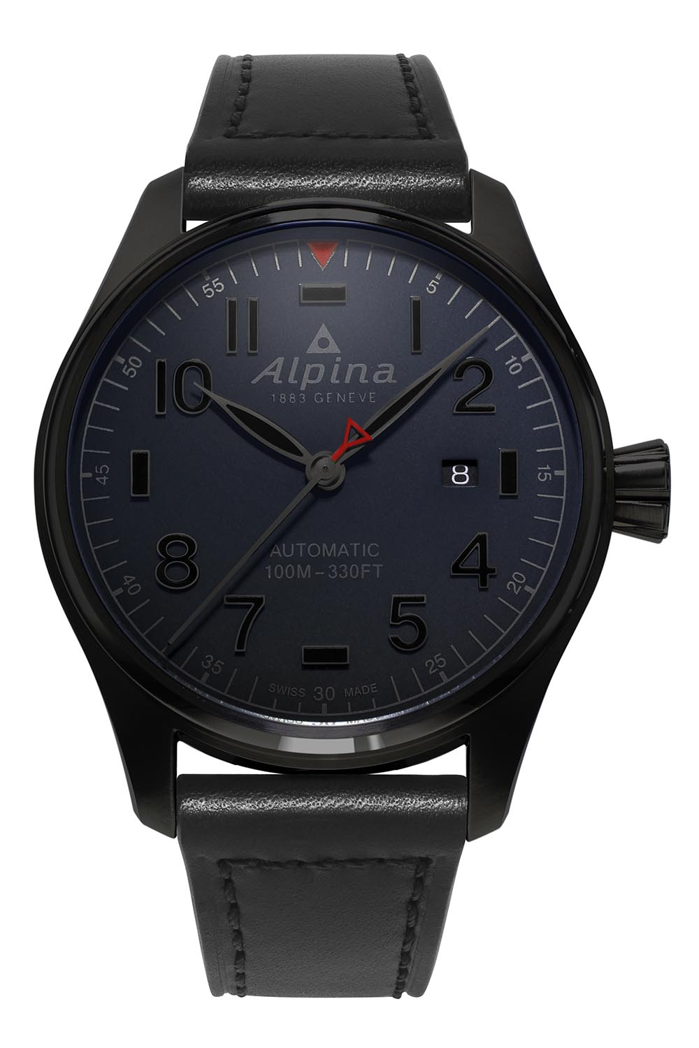 Alpina's new Shadow collection Alpina-Startimer-Pilot-Automatic-Shadow-line-3