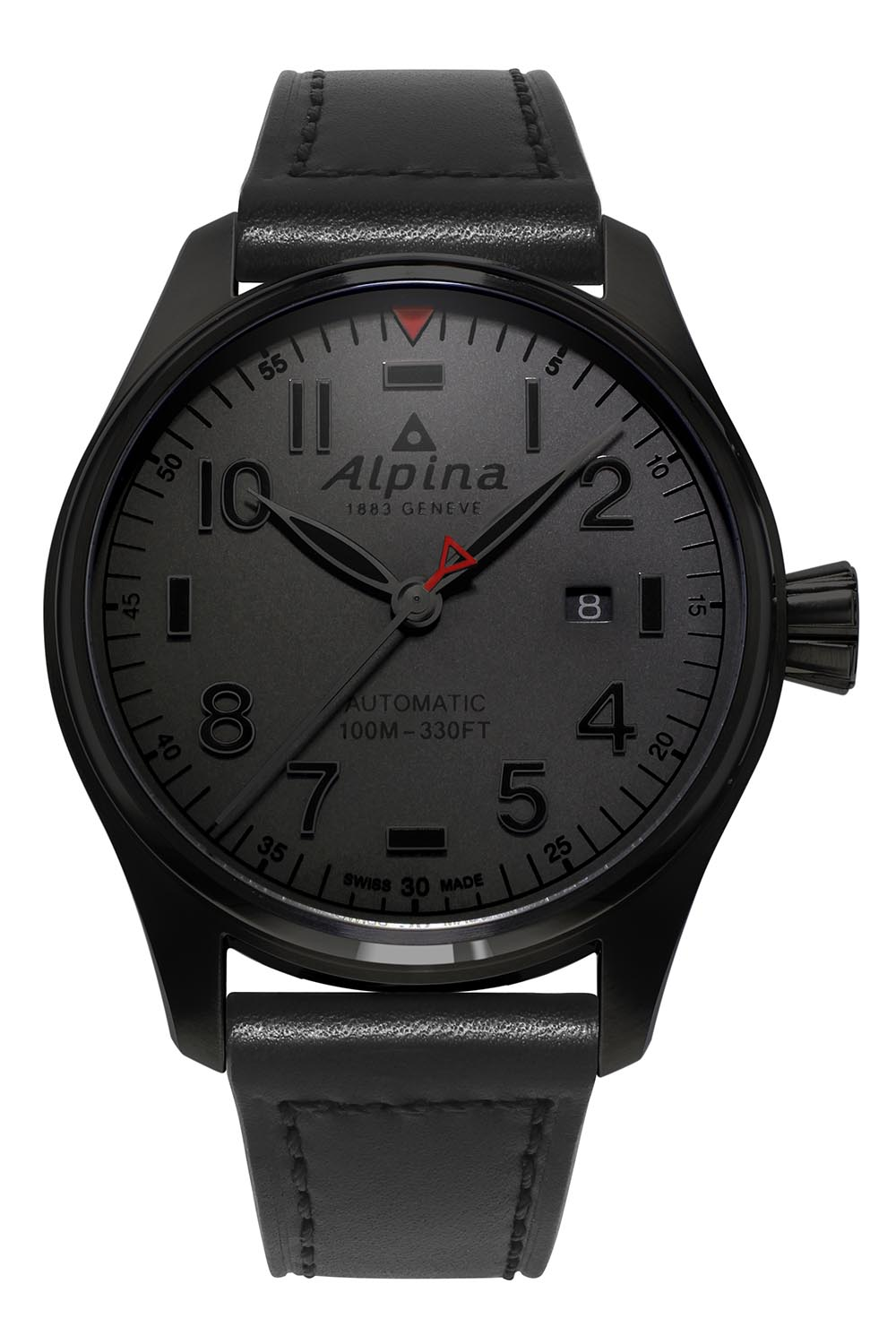 Alpina's new Shadow collection Alpina-Startimer-Pilot-Automatic-Shadow-line-5
