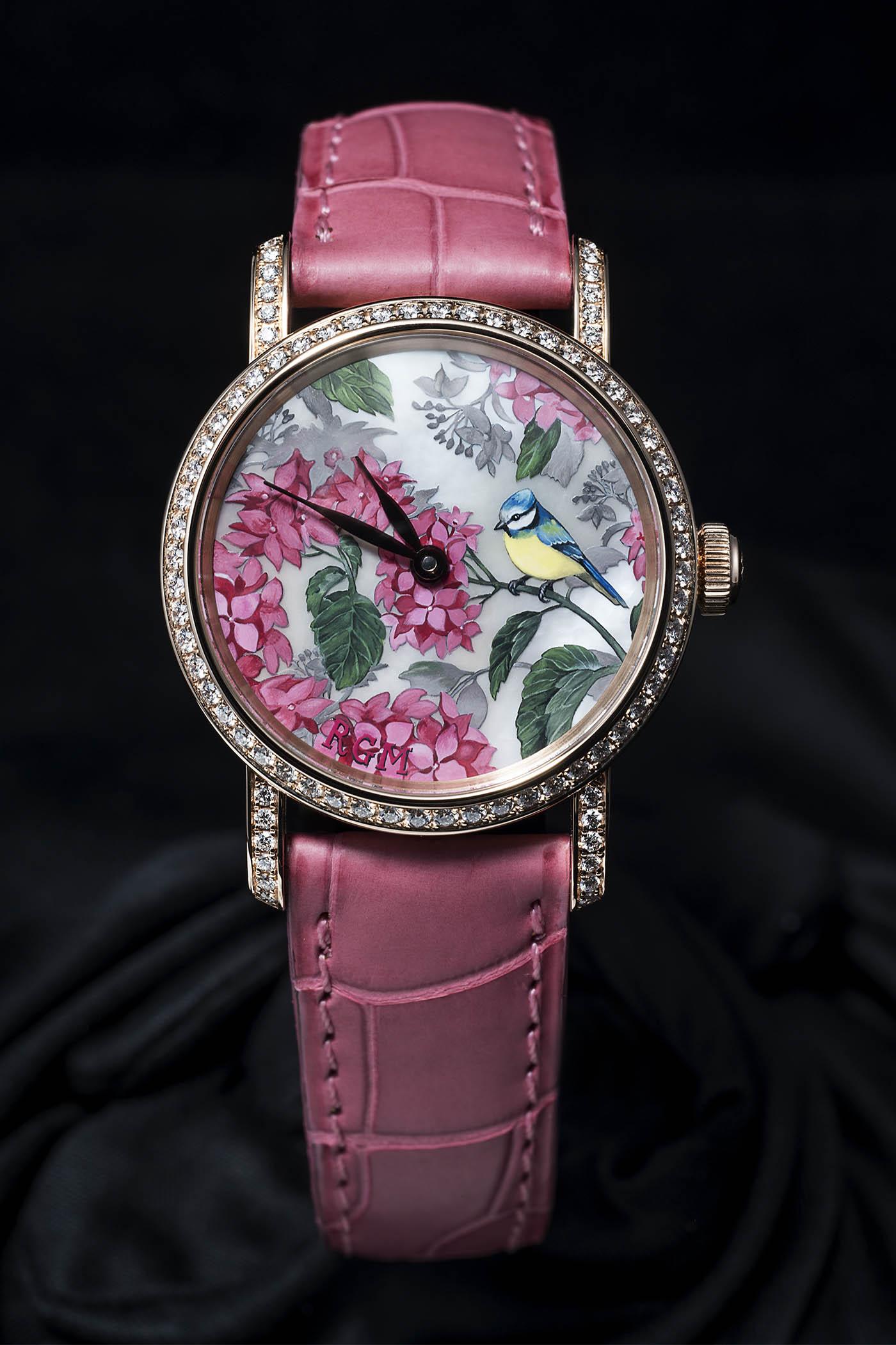 RGM watch Co Art Pieces - 1