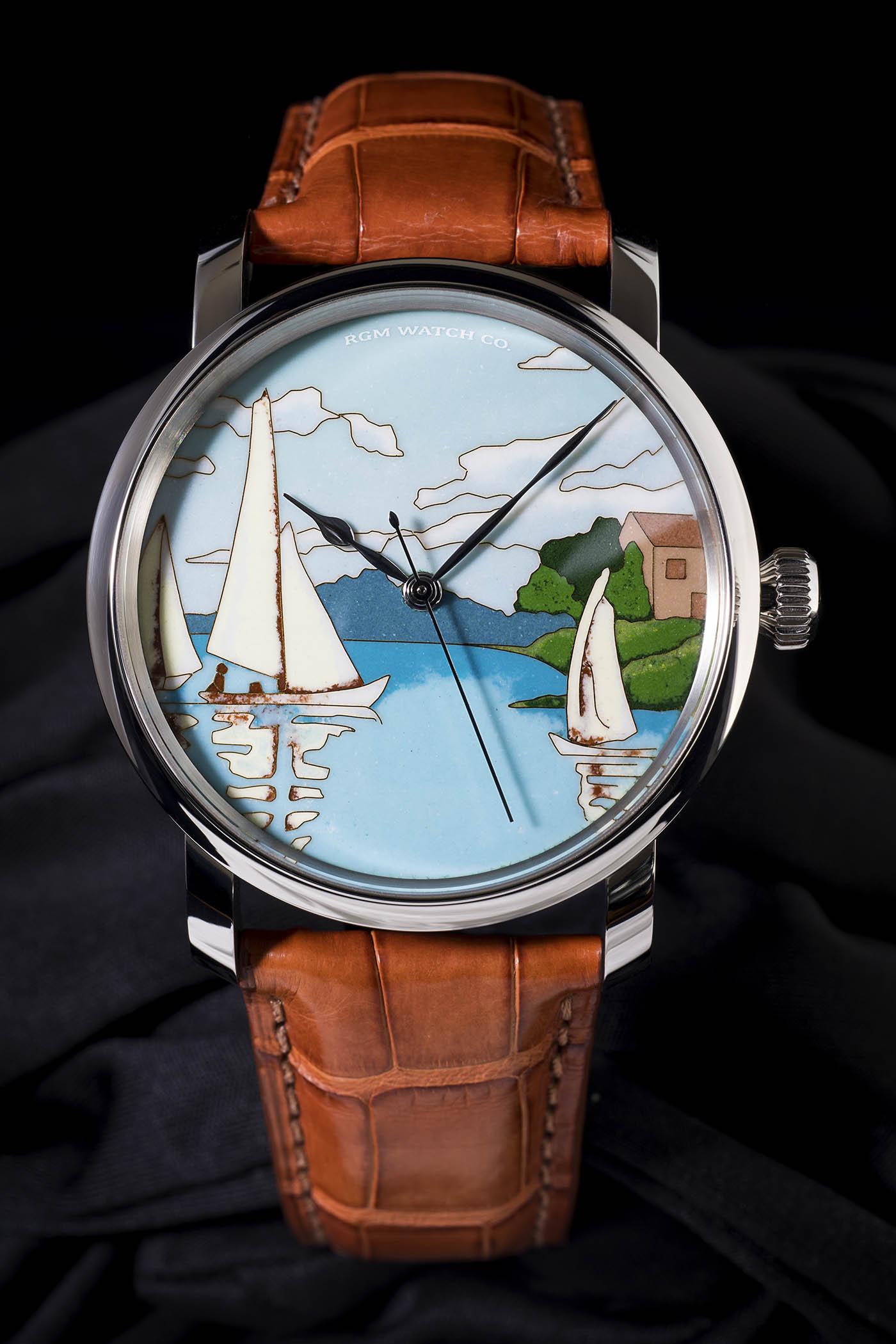 RGM watch Co Art Pieces - 5