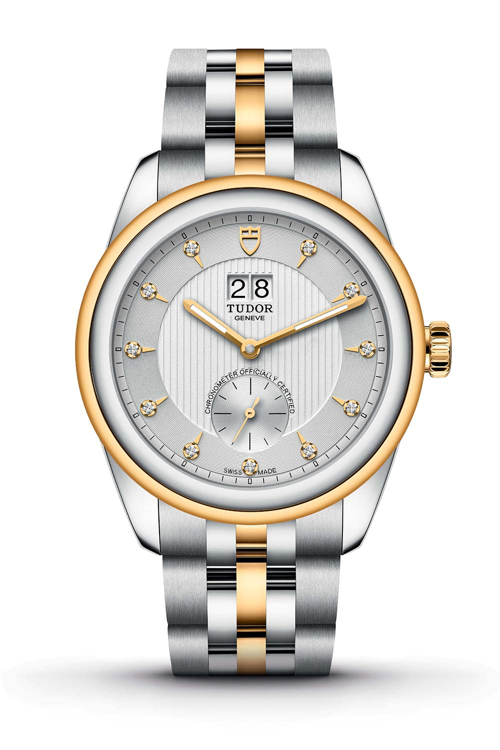 Tudor Glamour Double Date 42mm Manufacture Movement 57100 - 10