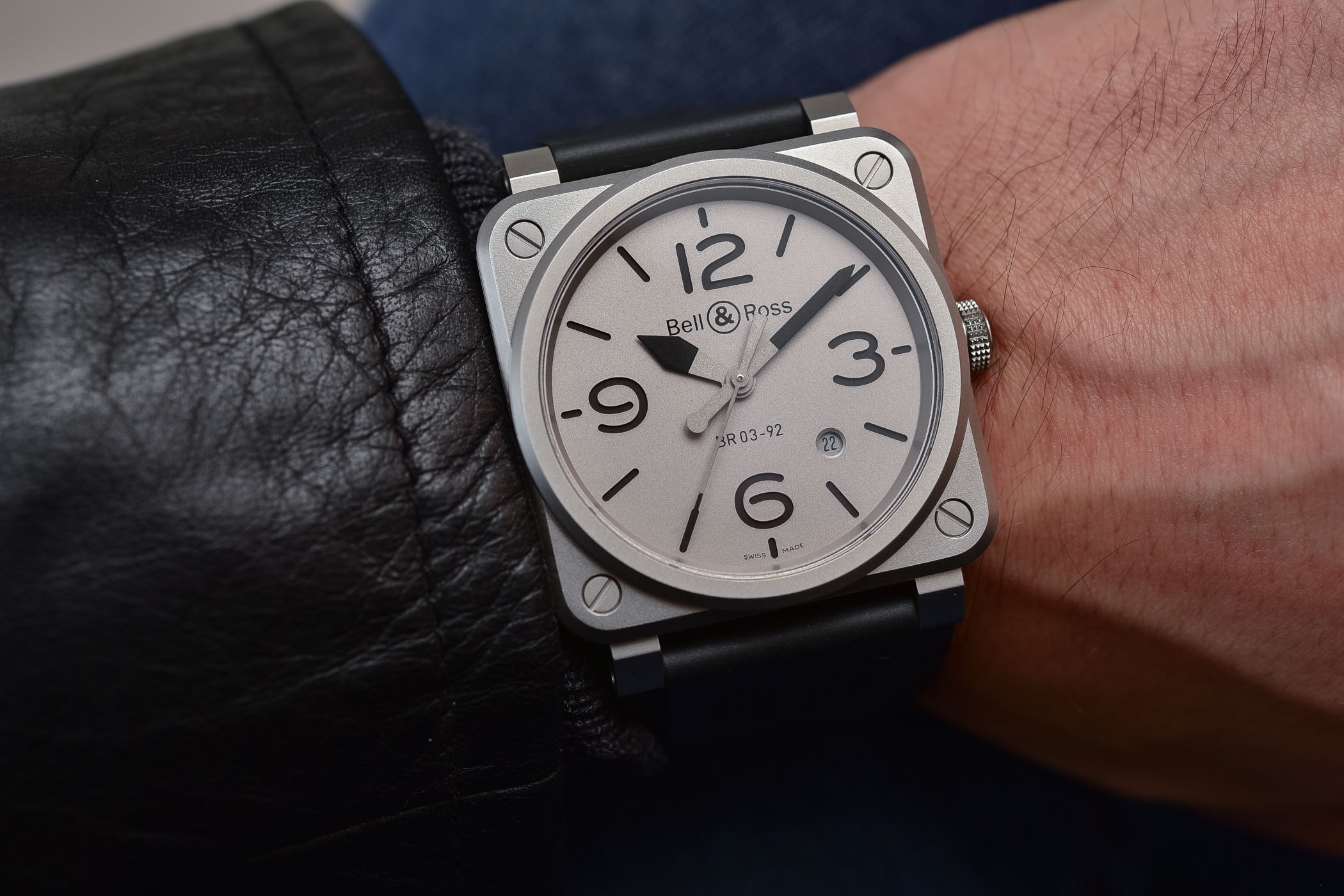 Bell Ross BR 03-92 Horoblack - Core Collection Review - 1