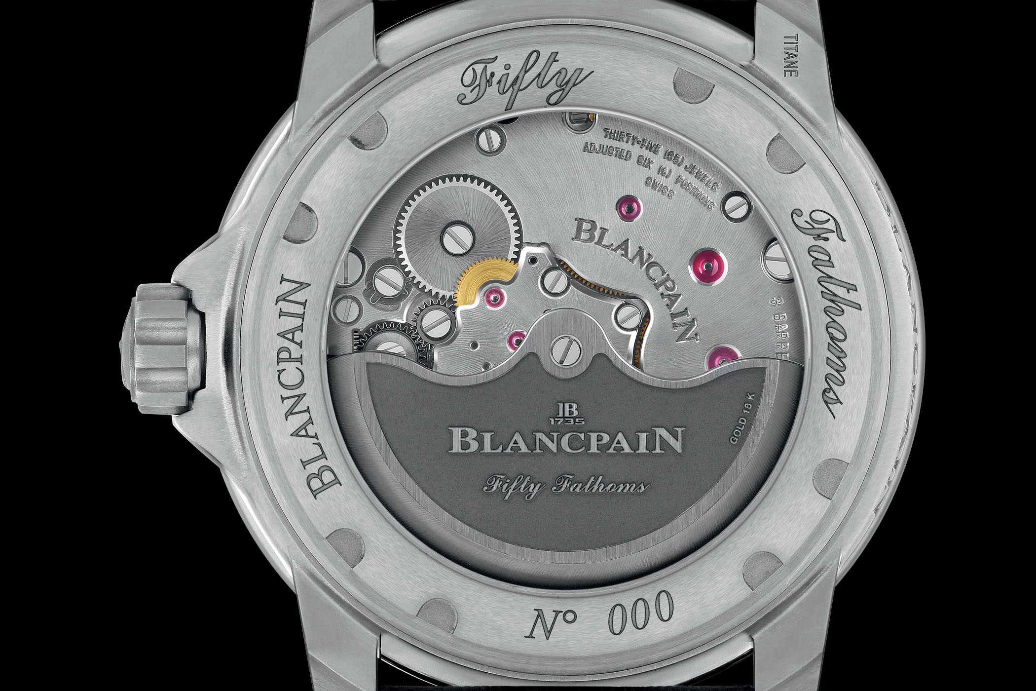 Blancpain's new Fifty Fathoms Automatique in Titanium Blancpain-Fifty-Fathoms-Automatique-5015-Titanium-3