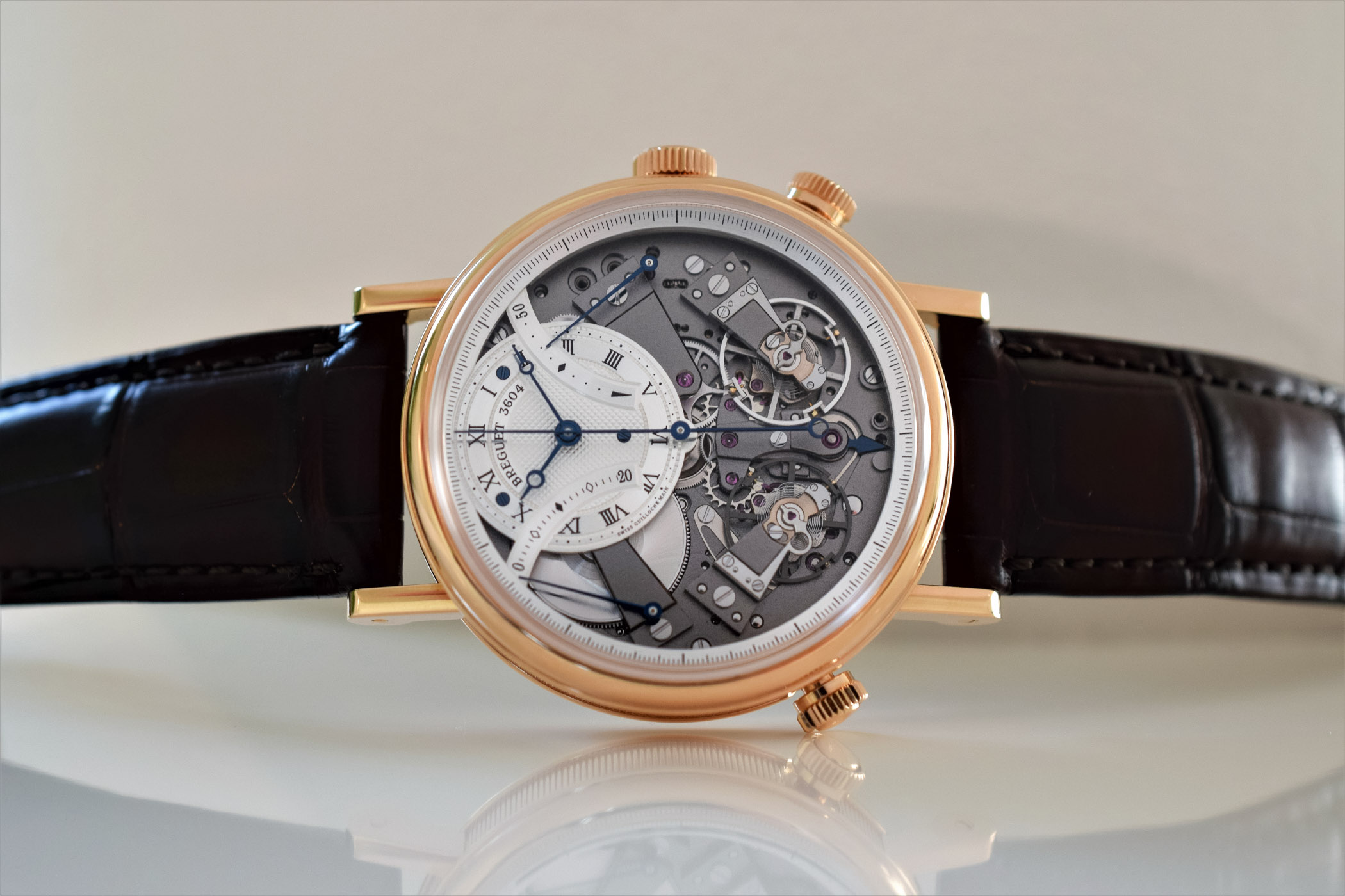 Breguet Tradition Chronograph Independent 7077 - 6