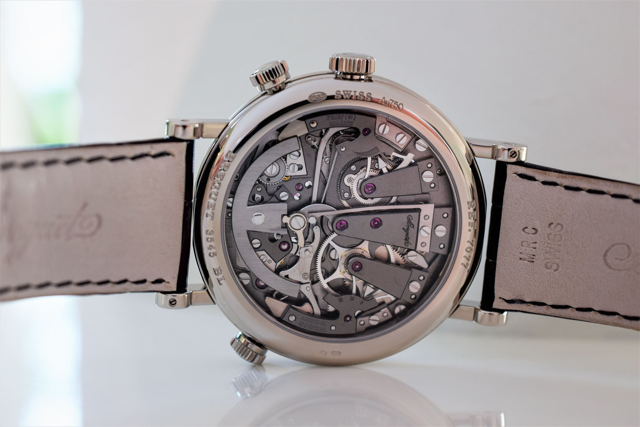 Breguet Tradition Chronograph Independent 7077 - 7
