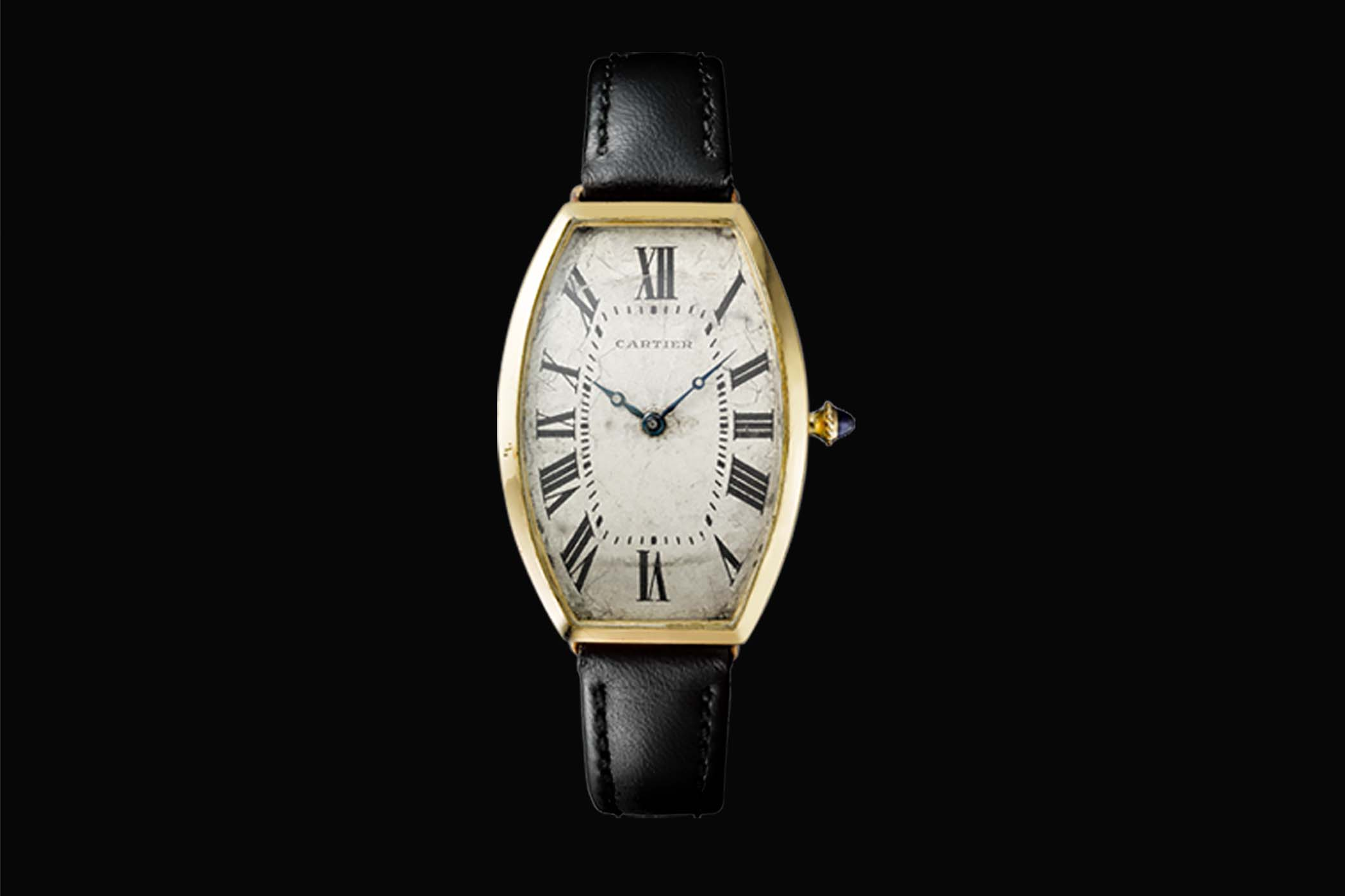 Pre-SIHH 2019 - Cartier Prive Collection, The Comaback of the Cartier Tonneau