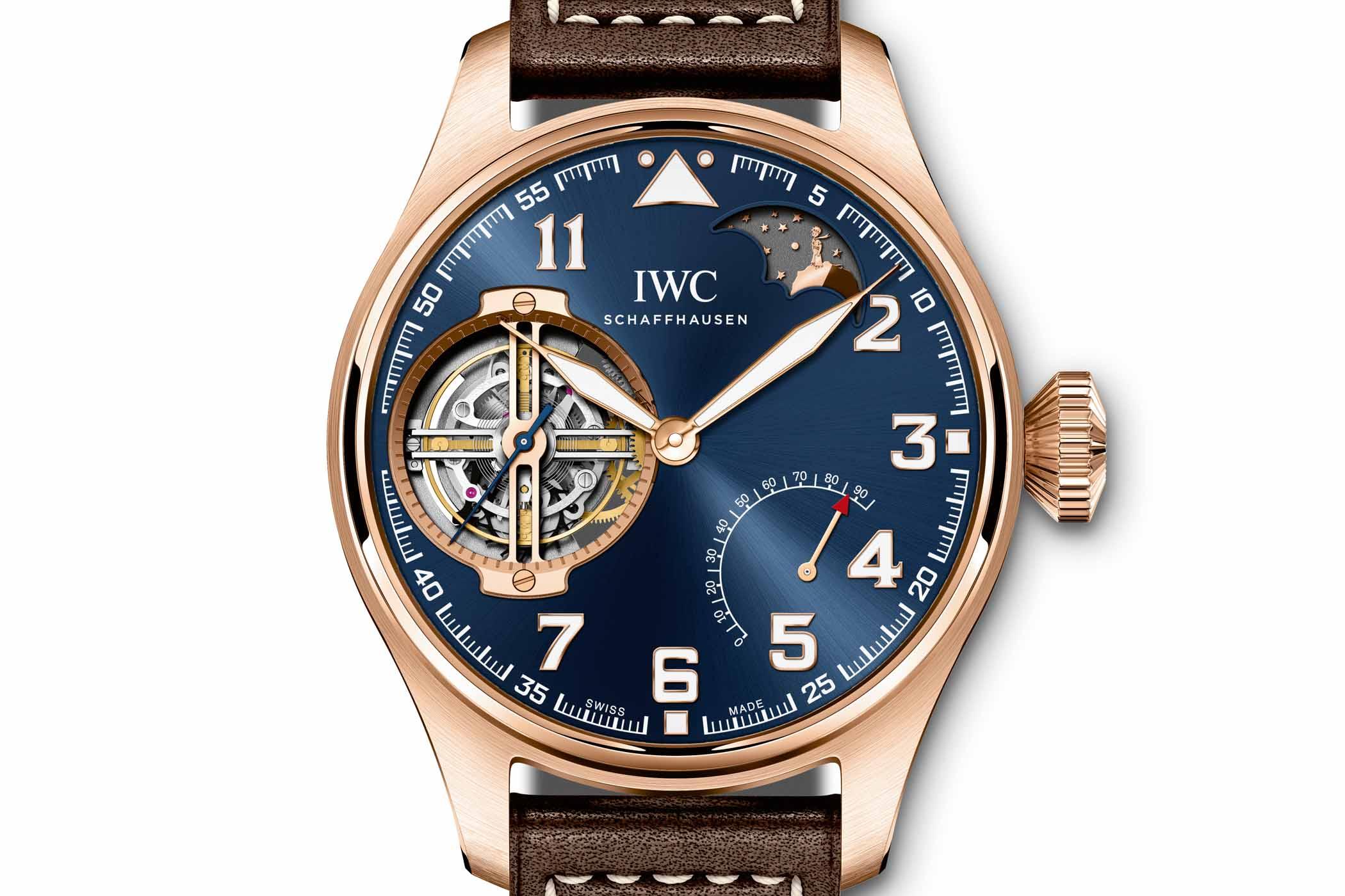 IWC Big Pilots Watch Constant-Force Tourbillon Edition Le Petit Prince IW590303
