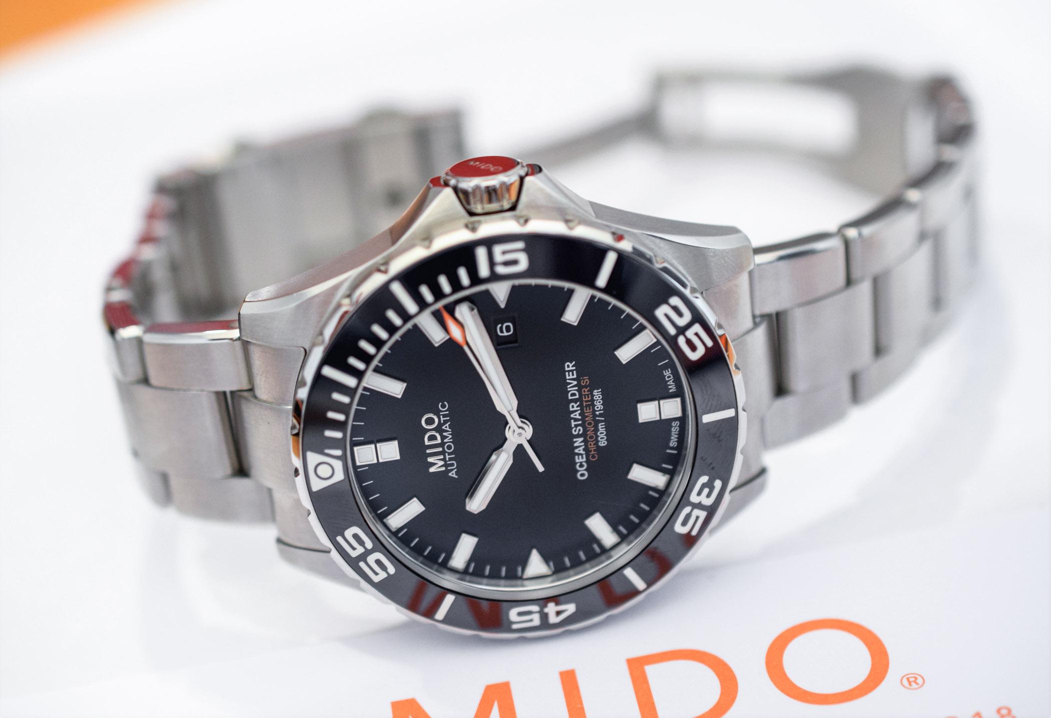Mido Ocean Star Diver 600 - 3