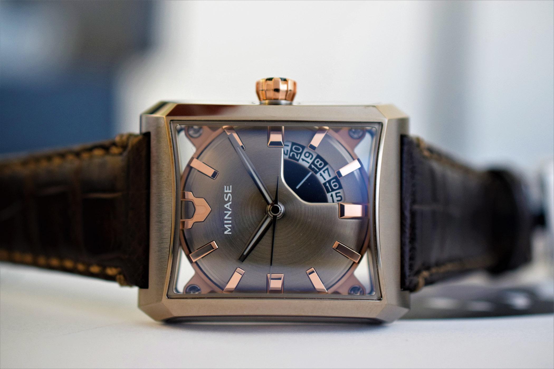 Minase watches - 5
