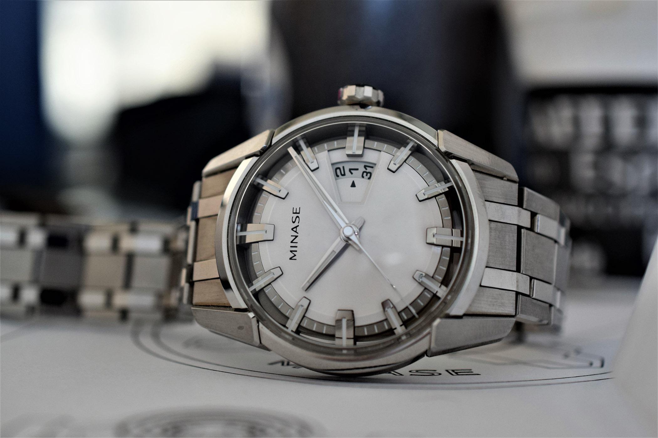 Minase watches - 6