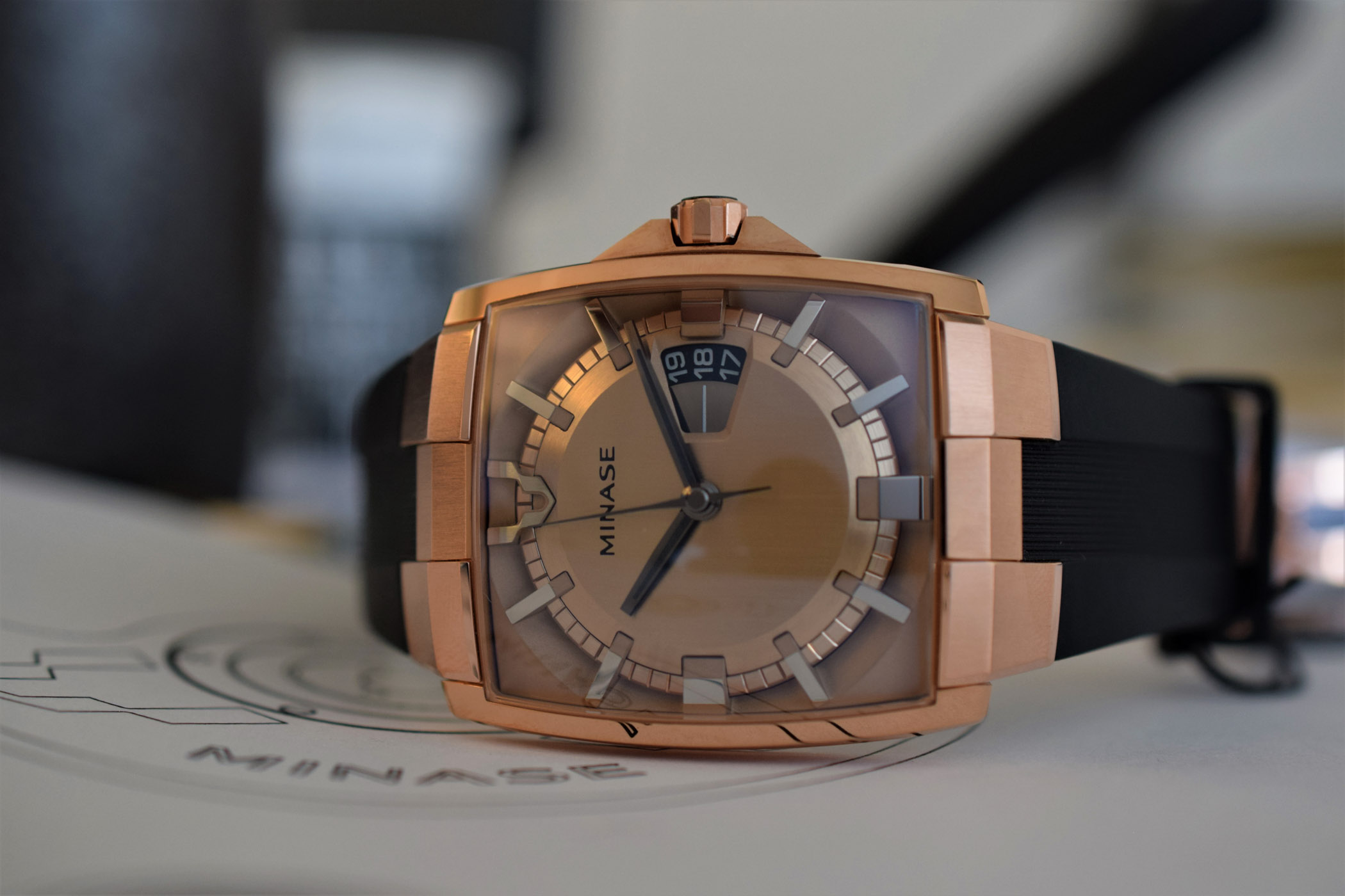 Minase watches - 9