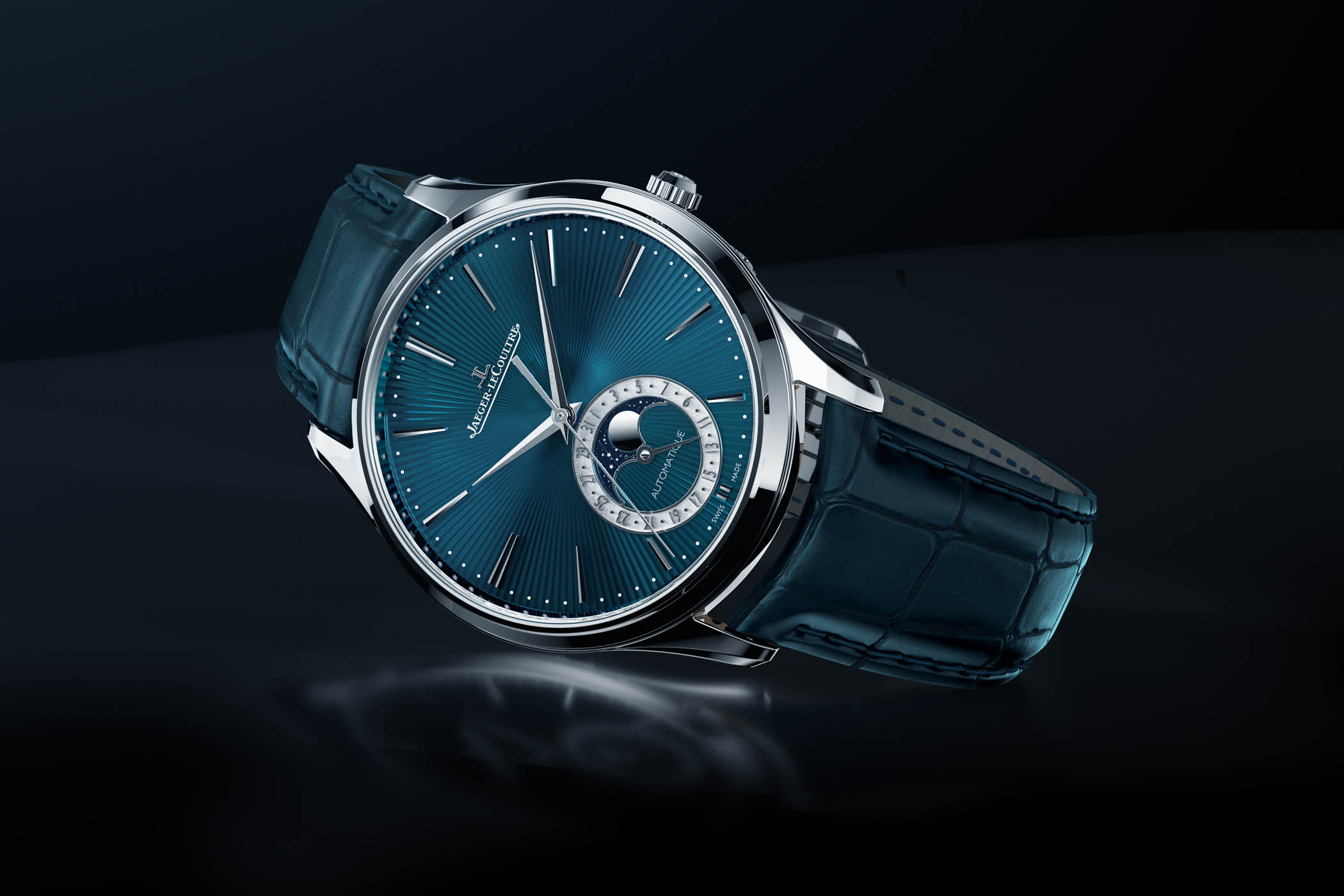 Watch Wednesday: Jaeger-LeCoultre Master Ultra Thin Moon Enamel
