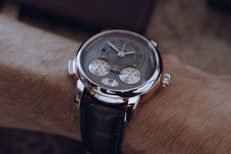 Pre-SIHH 2019 - Montblanc Star Legacy Nicolas Rieussec Models In Anthracite (Specs & Price)