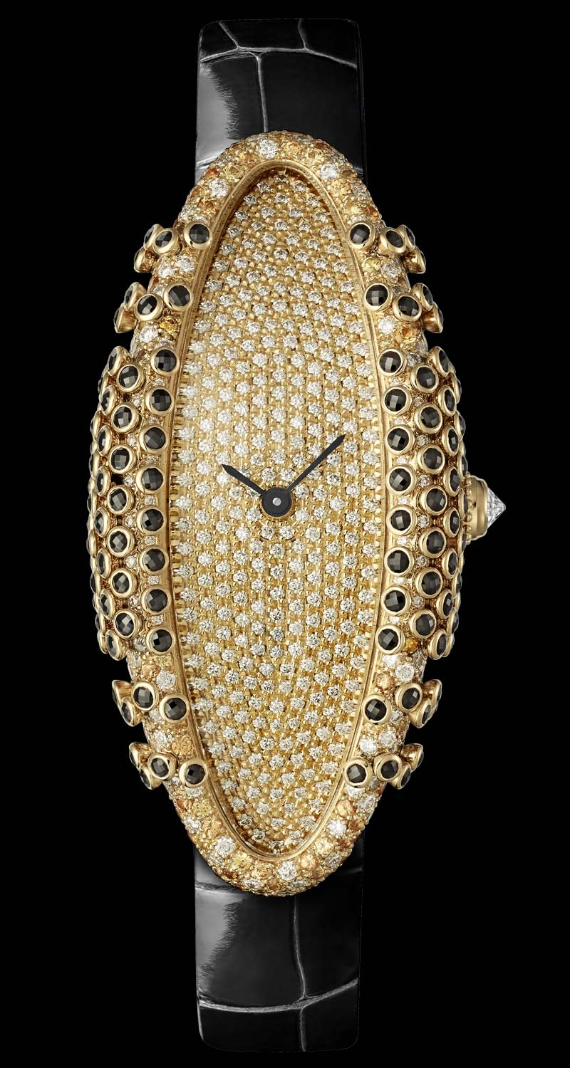 SIHH 2019 - Cartier Libre Jewelry collection - 1