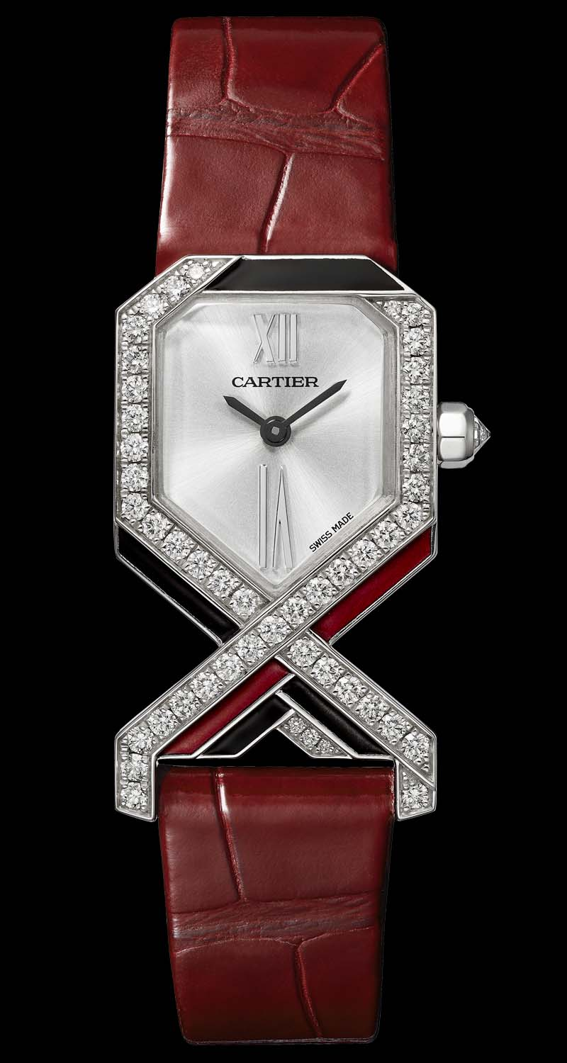 SIHH 2019 - Cartier Libre Jewelry collection - 7