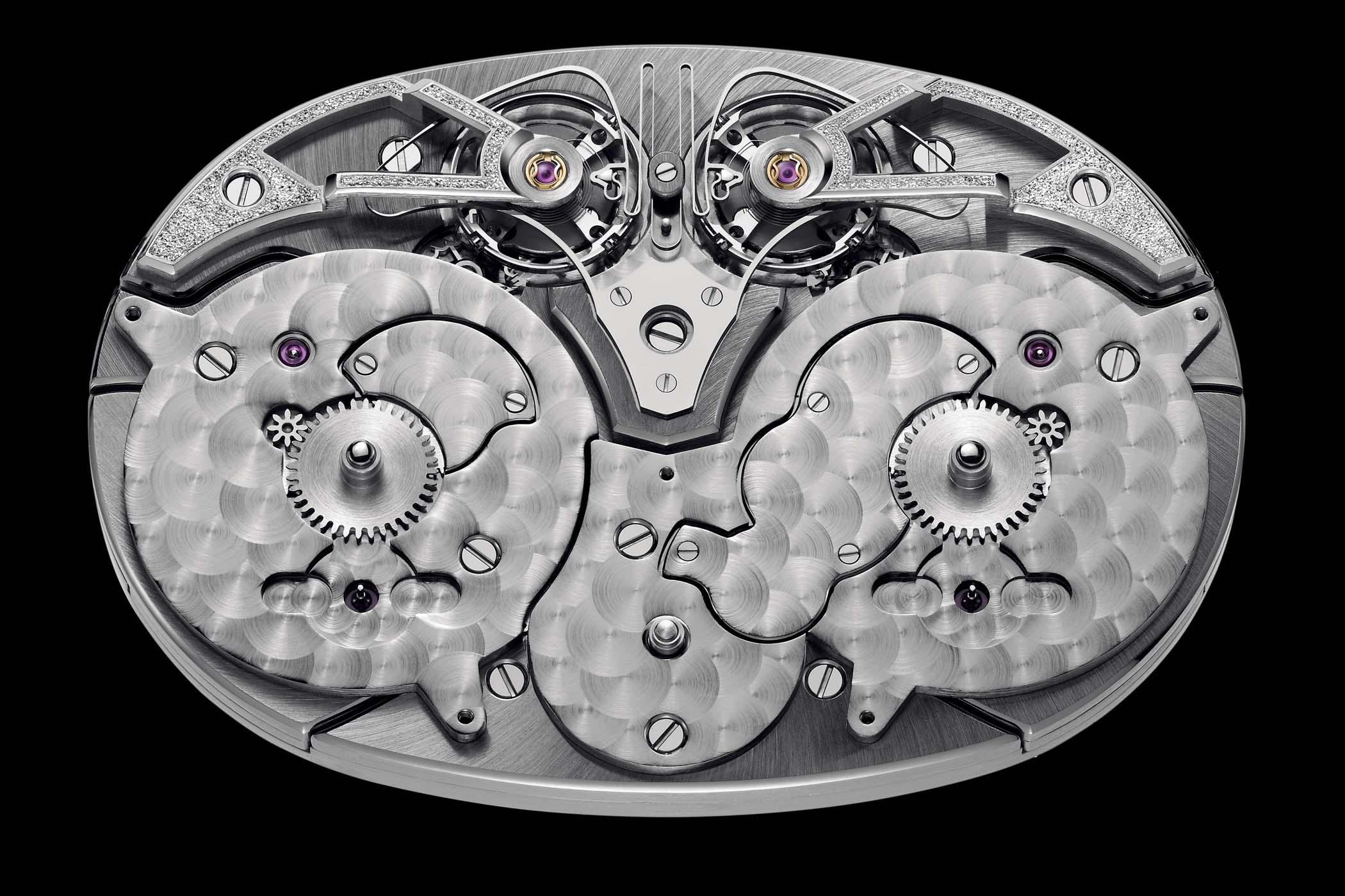 Armin Strom Dual Time Resonance Sapphire SIHH 2019 - 2