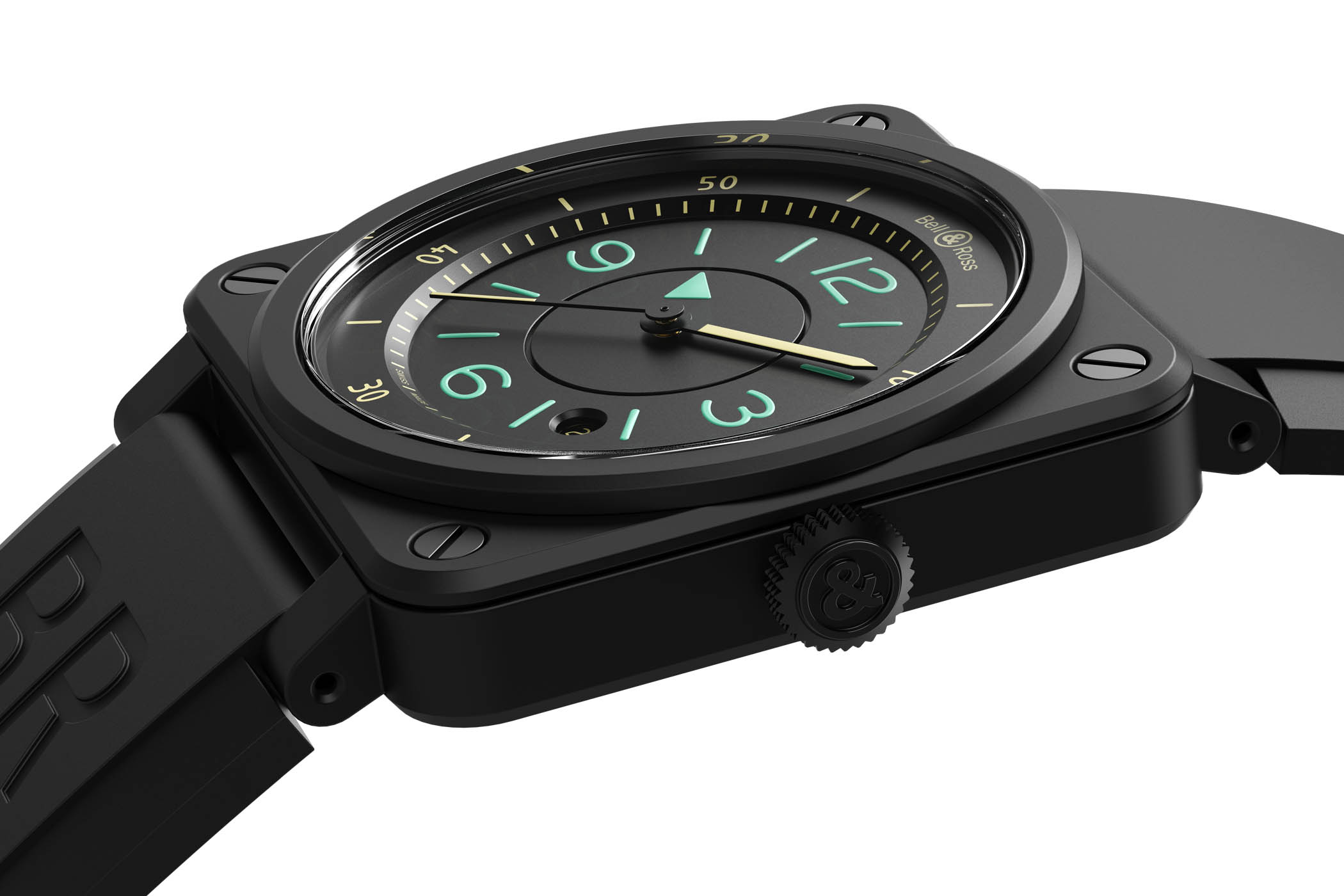 Bell and Ross BR 03-92 Bi-Compass - Pre-Baselworld 2019 - 3